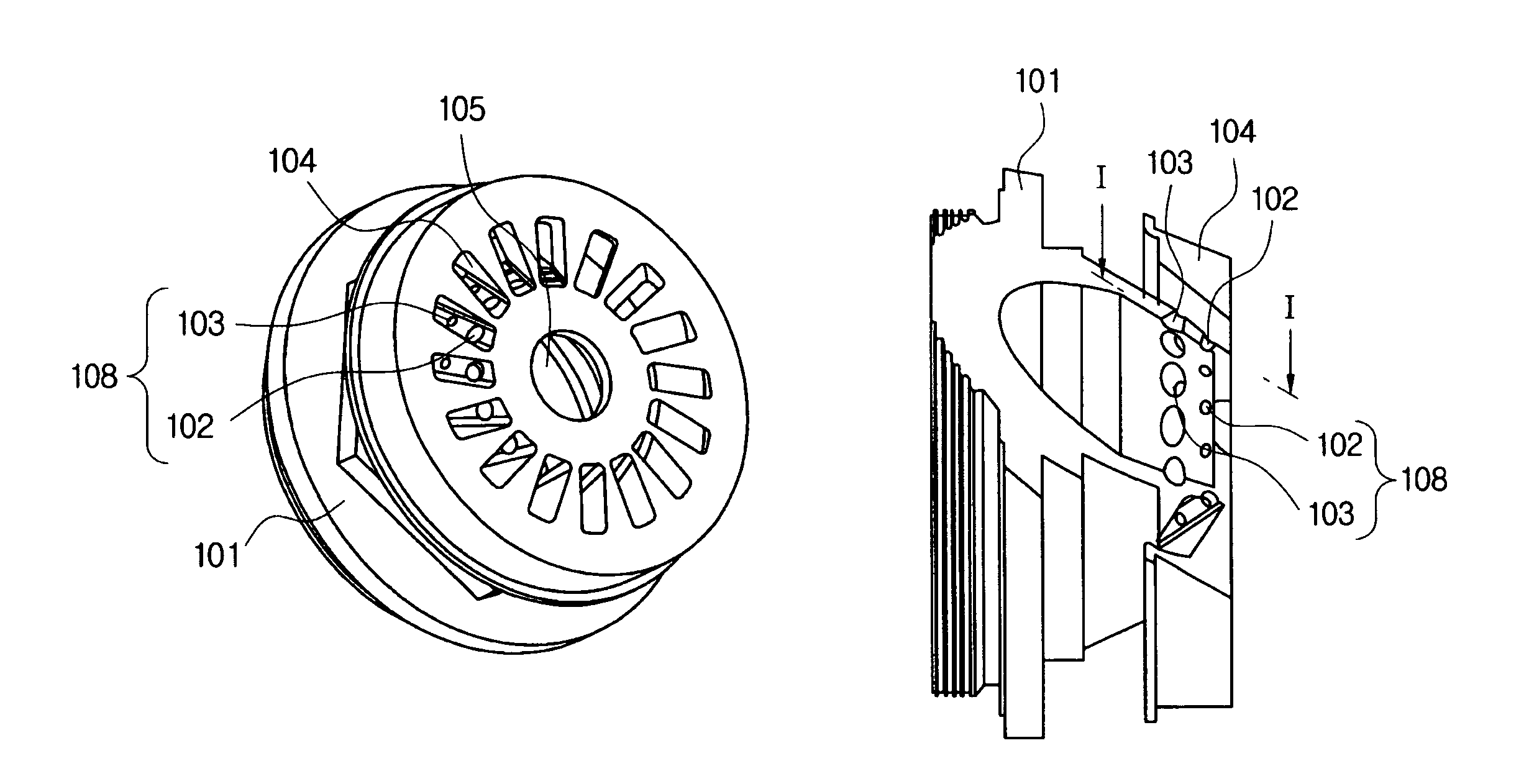 Patent US Fuel nozzle of gas turbine bustor for DME