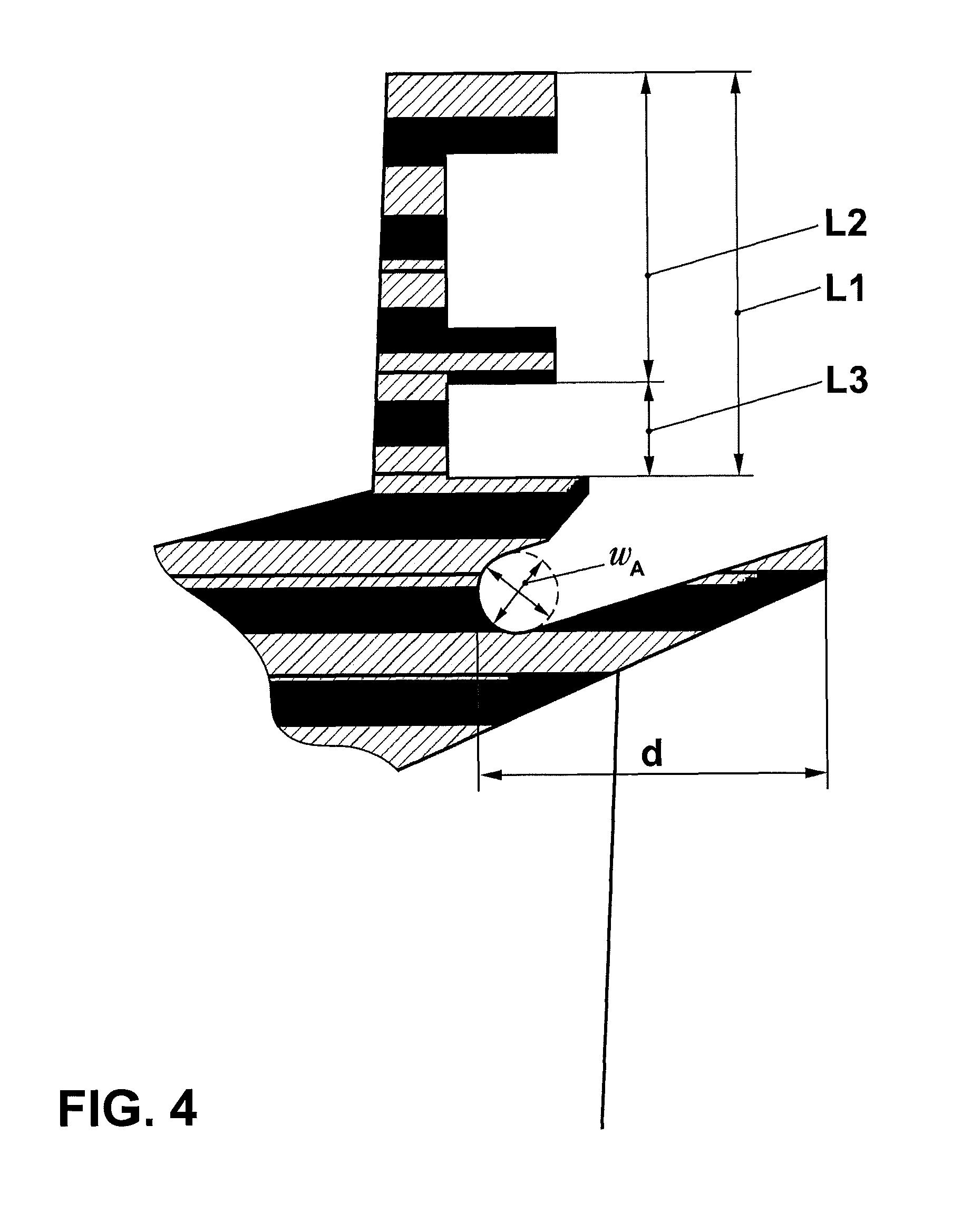 Patent US Guide vane for a gas turbine Google Patentsuche