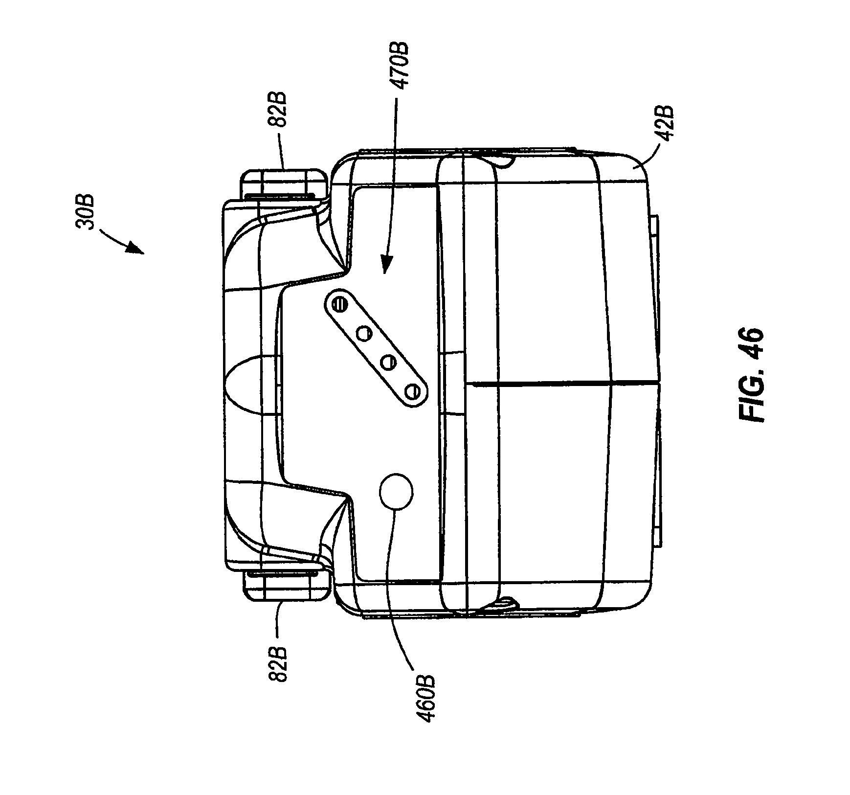 patent us8154249 - battery pack