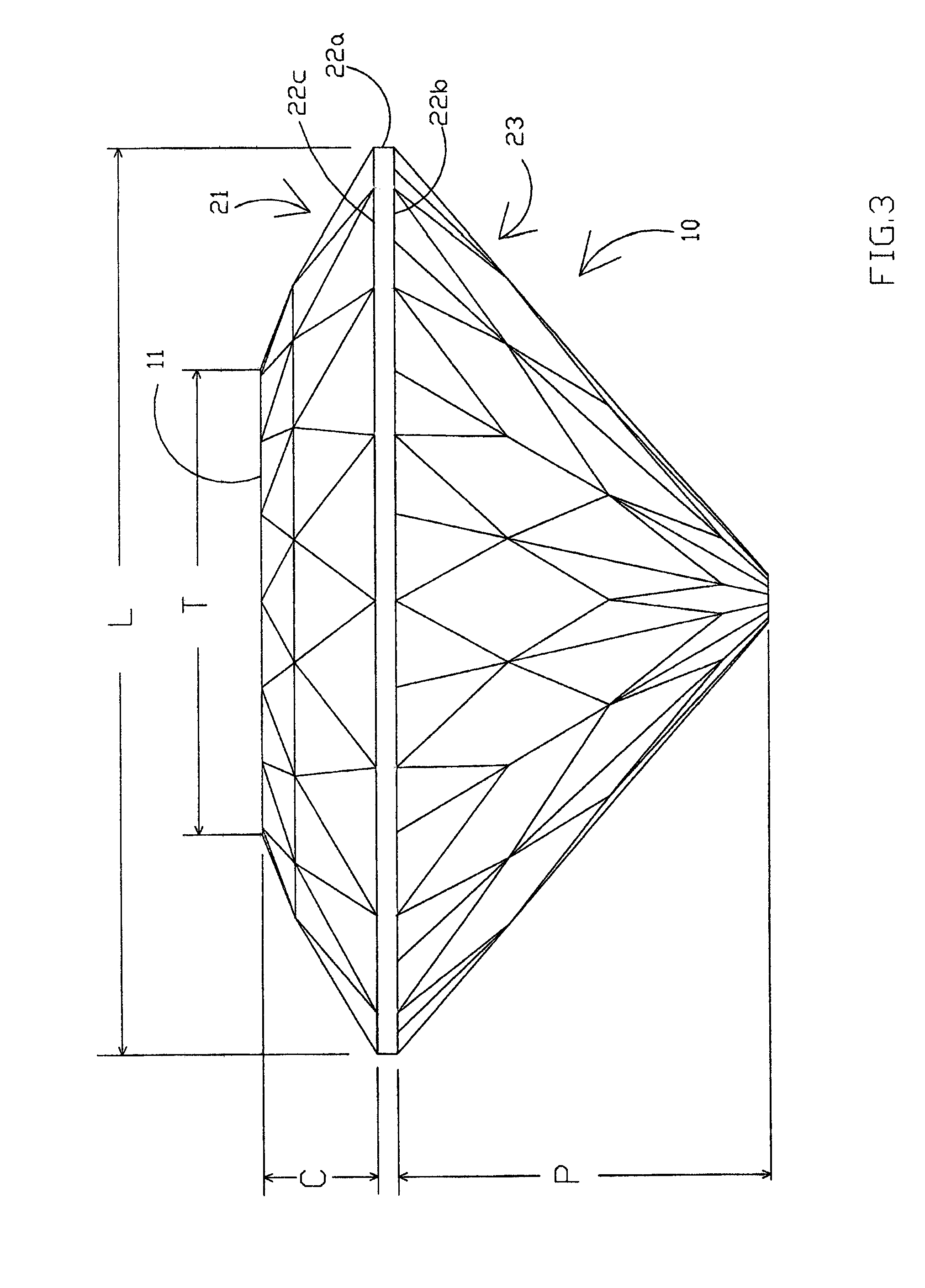 patent us8156760 gemstone cut google patents