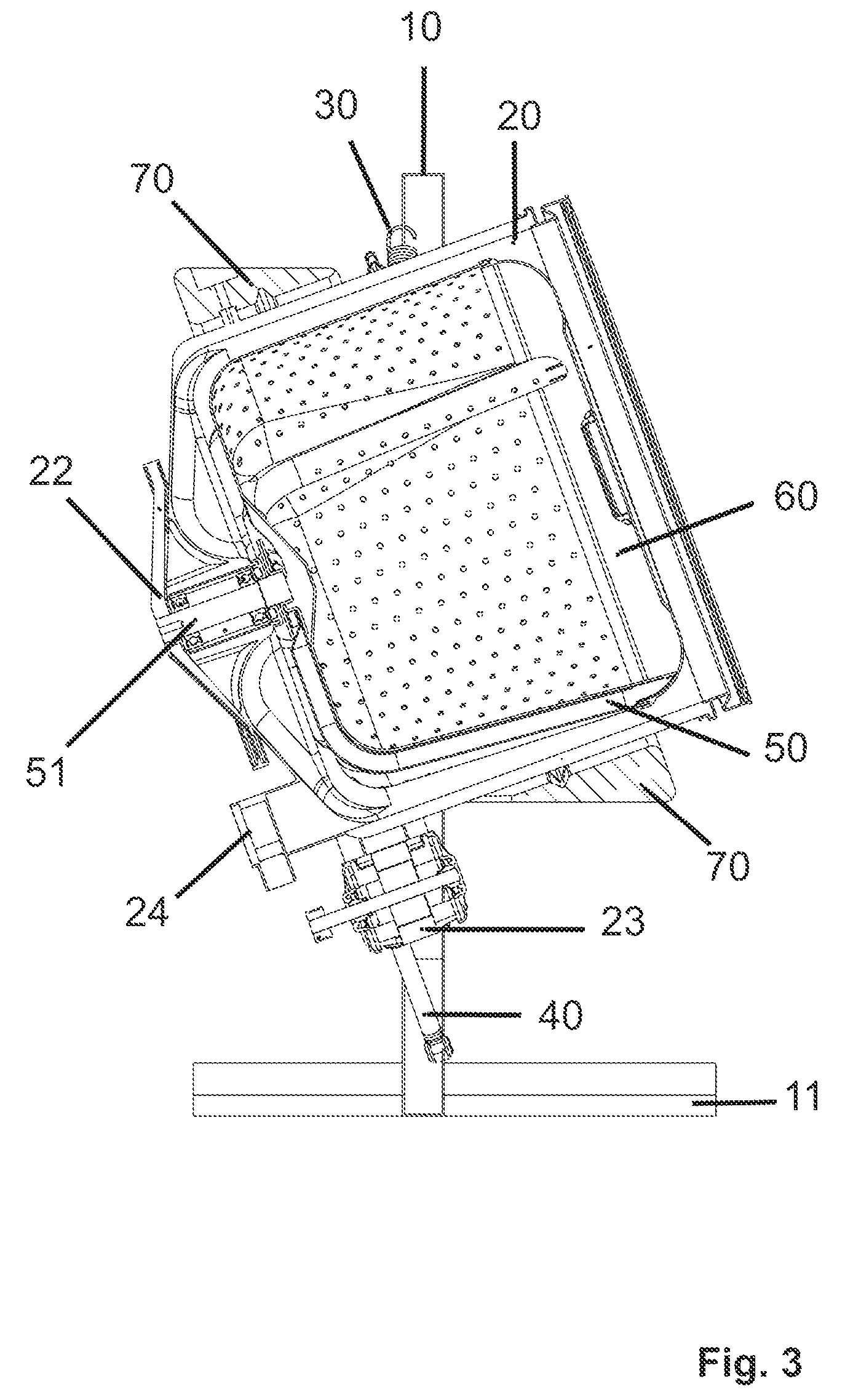 patent us8161777 washing machine with a removable basket