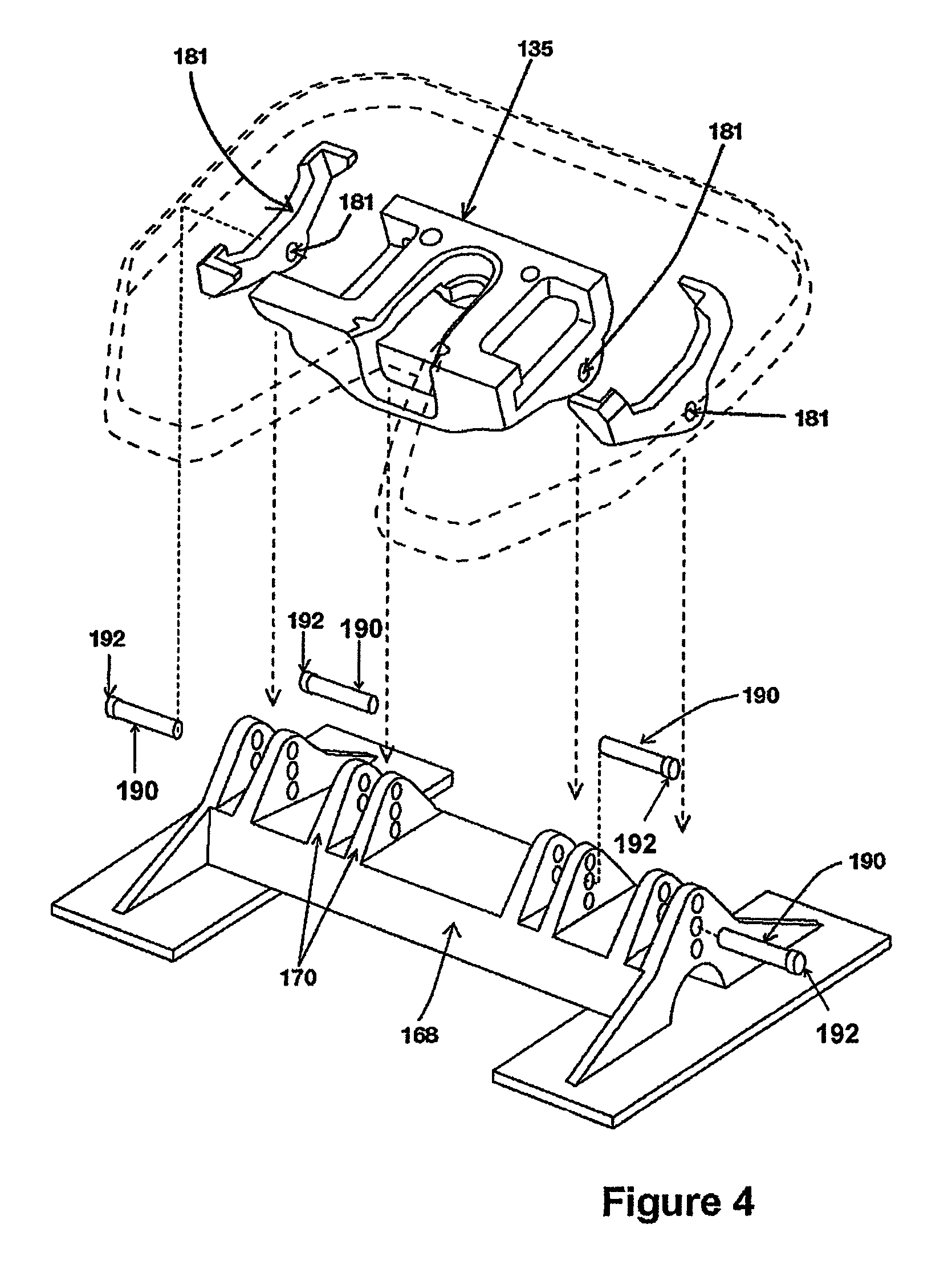 Patent US8162347 - Adjustable height fifth wheel hitch - Google ...