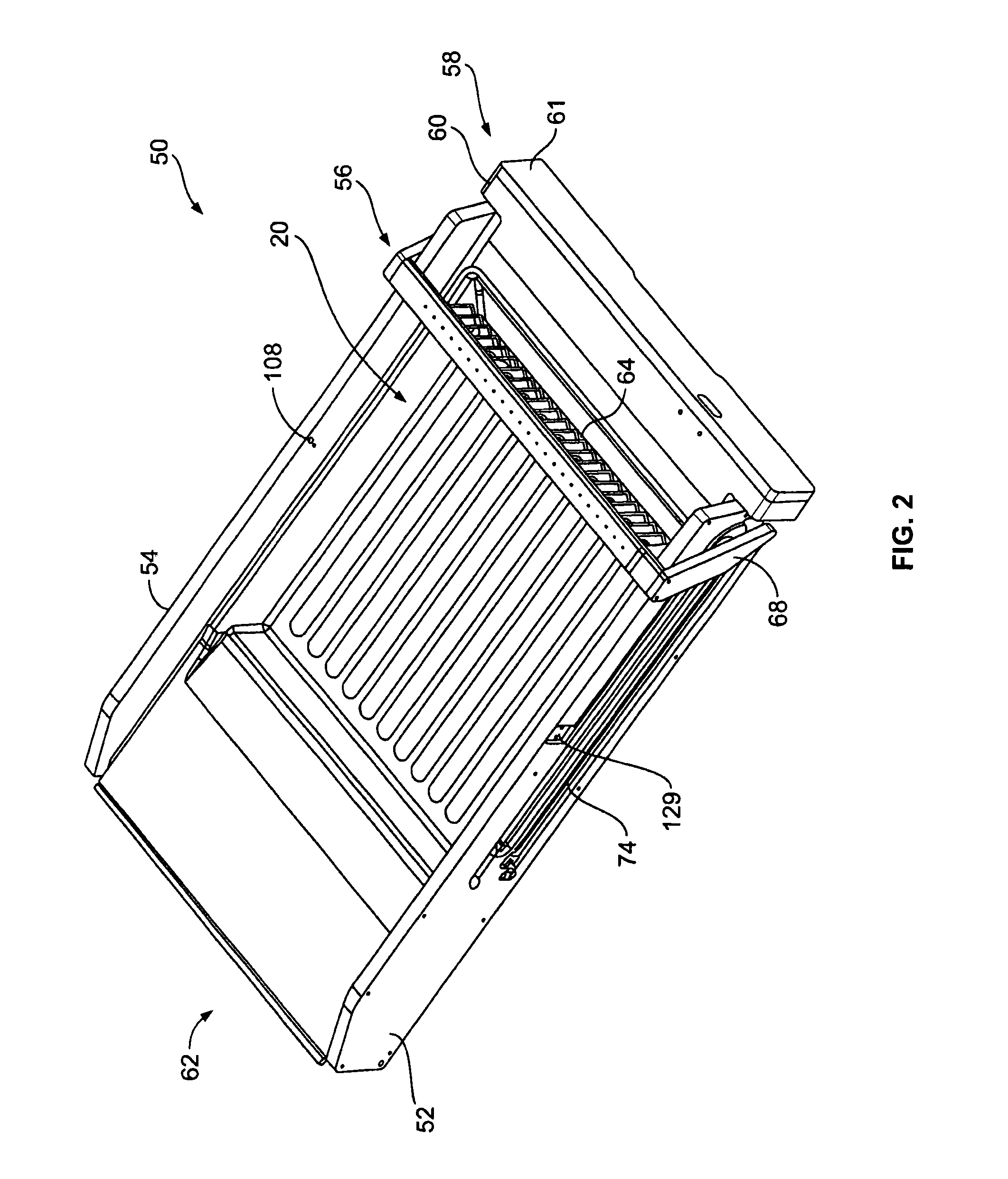 patent us8166919 self cleaning litter box google patents