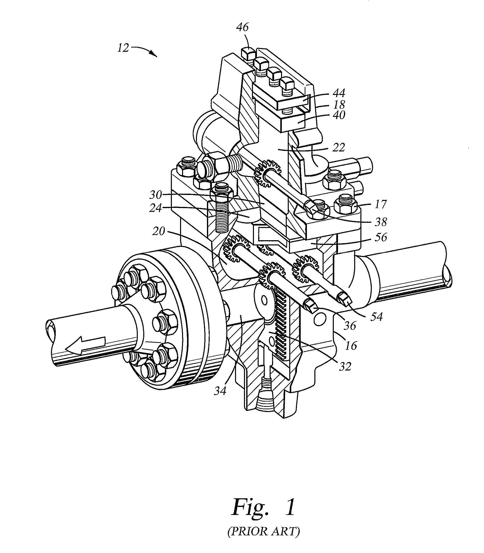 Patent us dual chamber orifice fitting plate