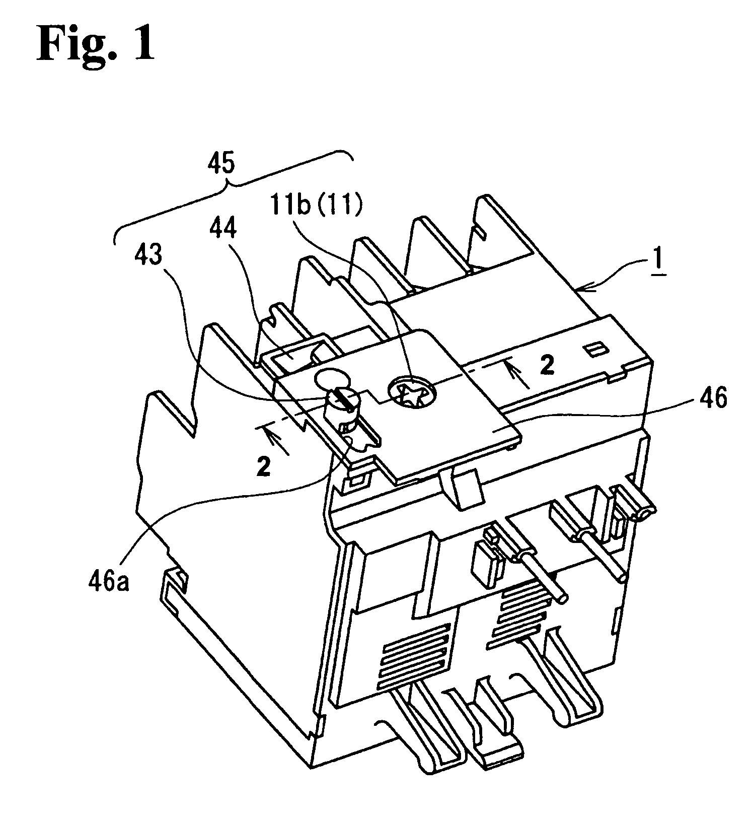 patent us8188831 - thermal overload relay