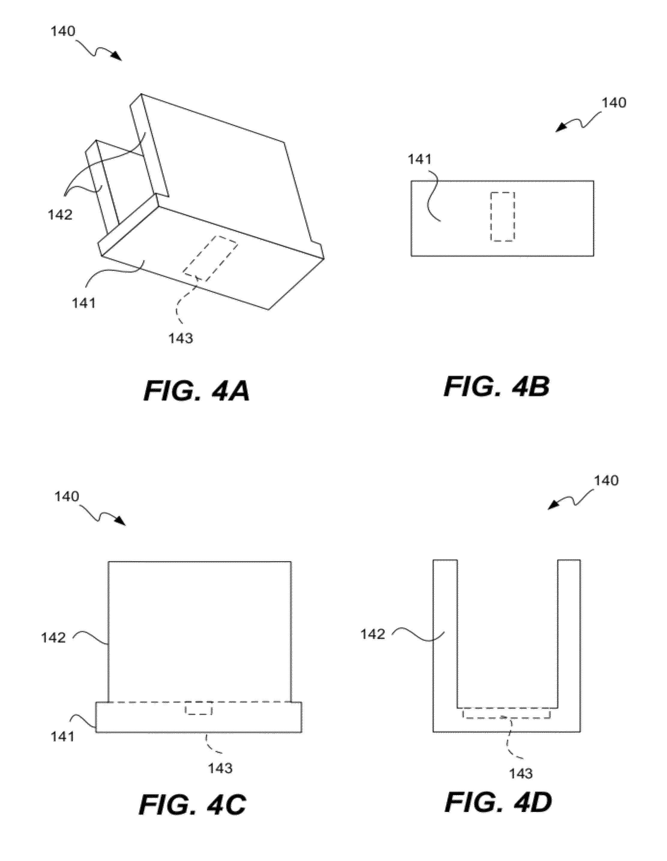 patent us8194410