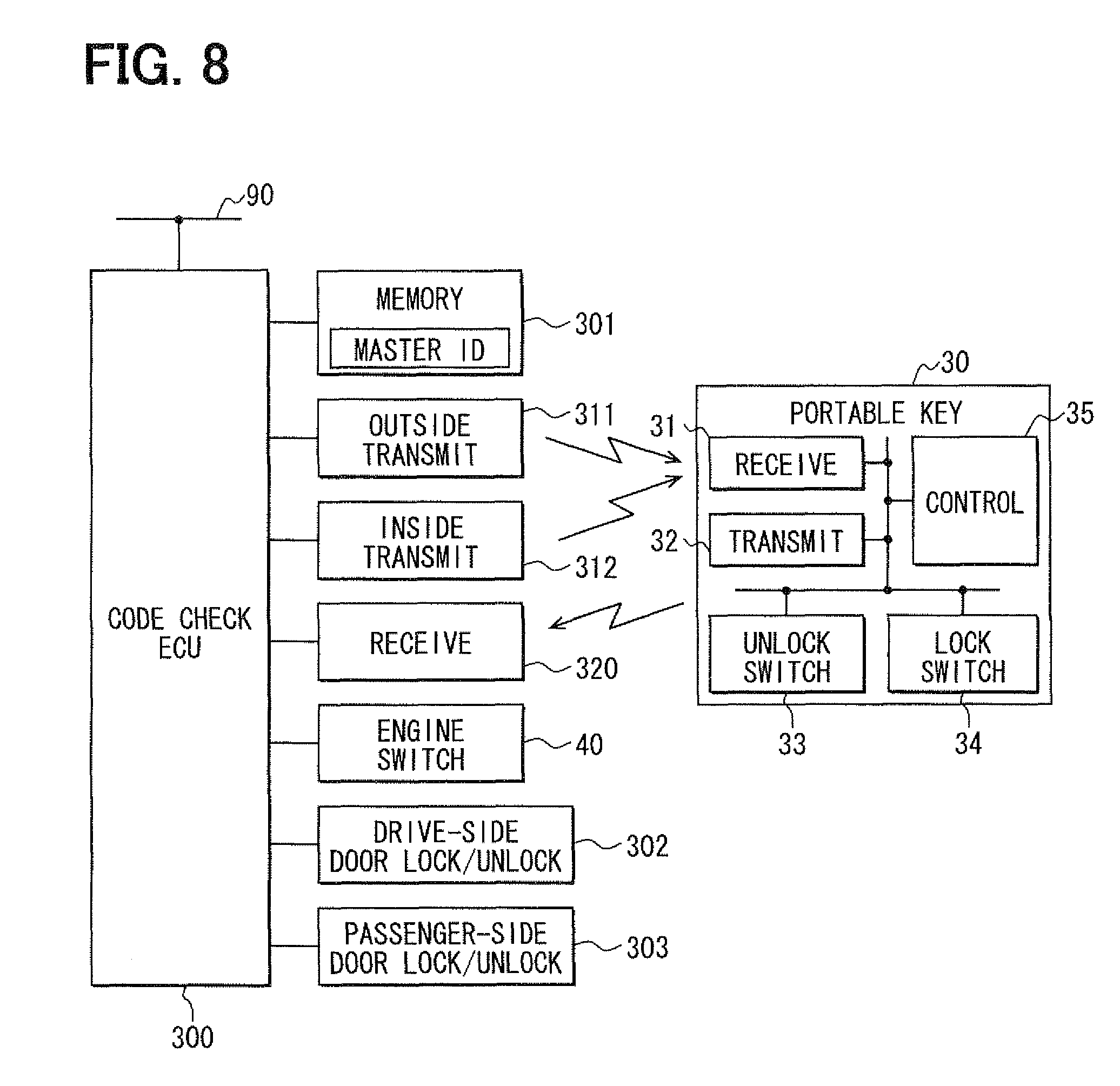 Patent US Alcohol detection system and method for