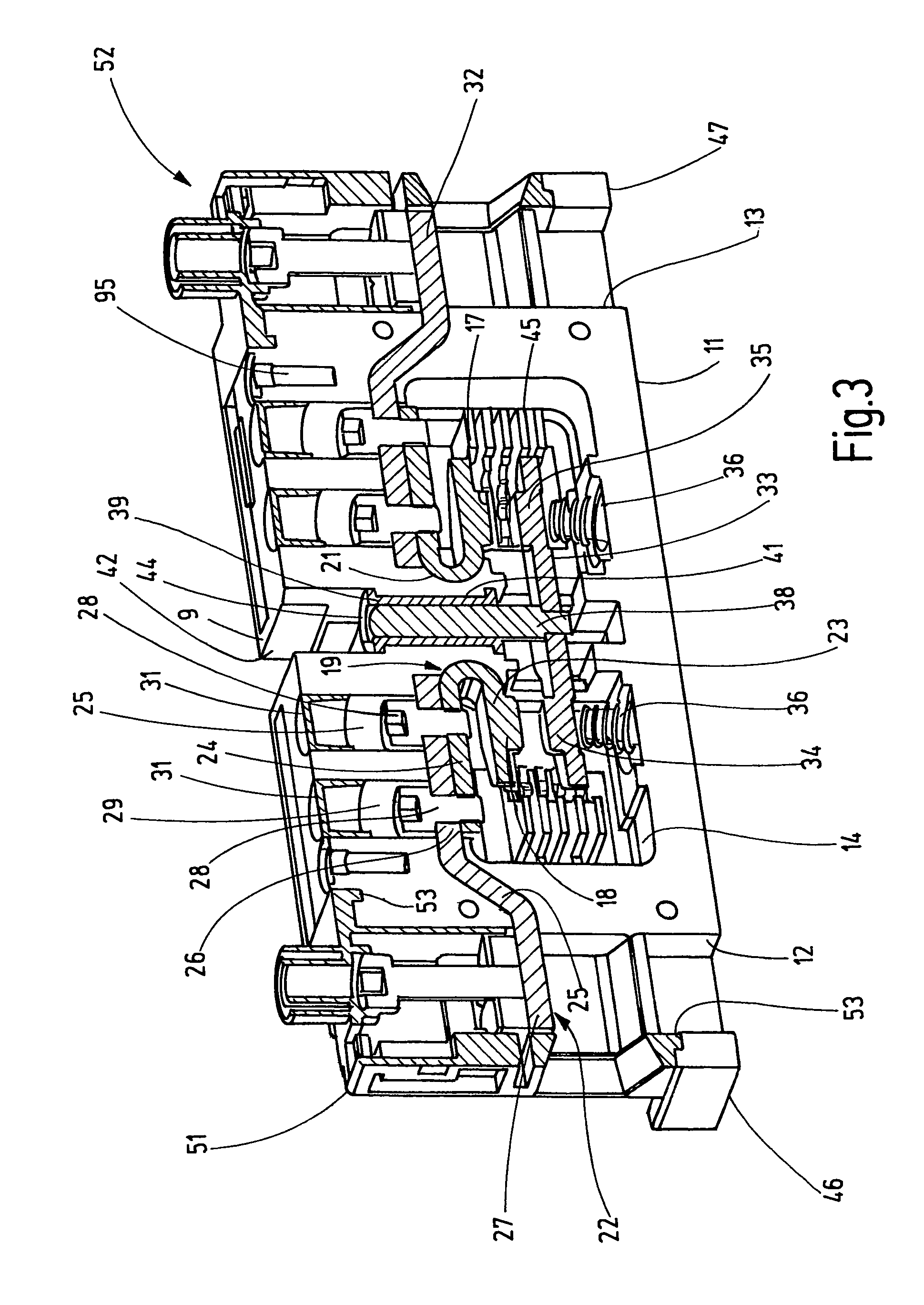 patent us8222546 - multi-position rotary switch