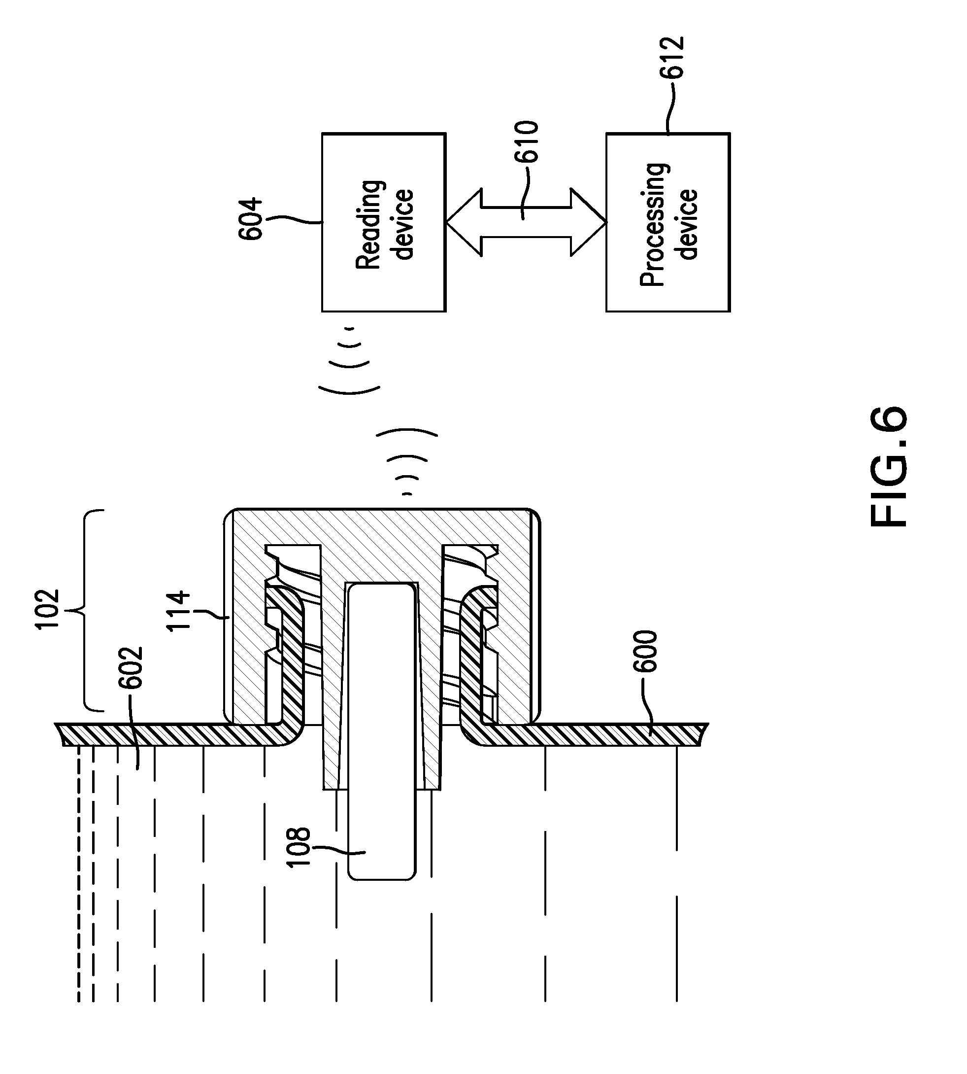 patent us8223325 - optical sensor assembly