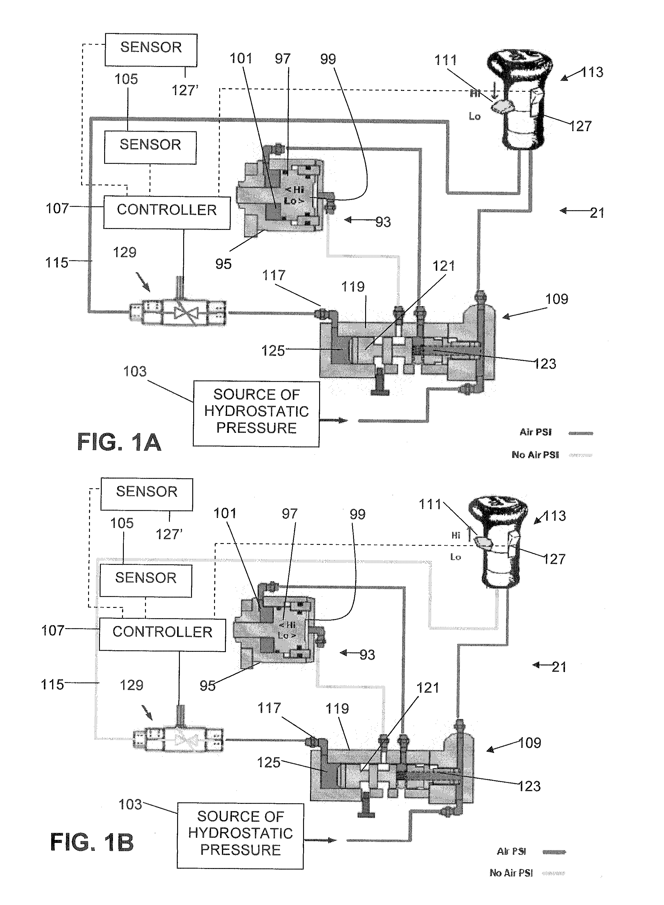 US08225695 20120724 D00001 patent us8225695 arrangement for inhibiting range shifting in a eaton automatic transmission wiring diagram at bayanpartner.co