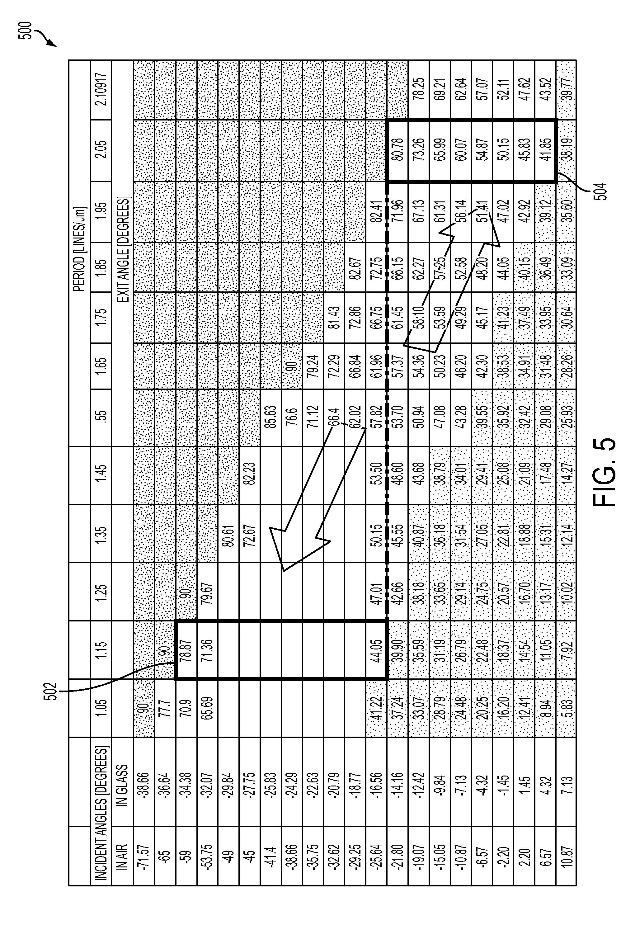 Patent US8233204 - Optical displays - Google Patenten