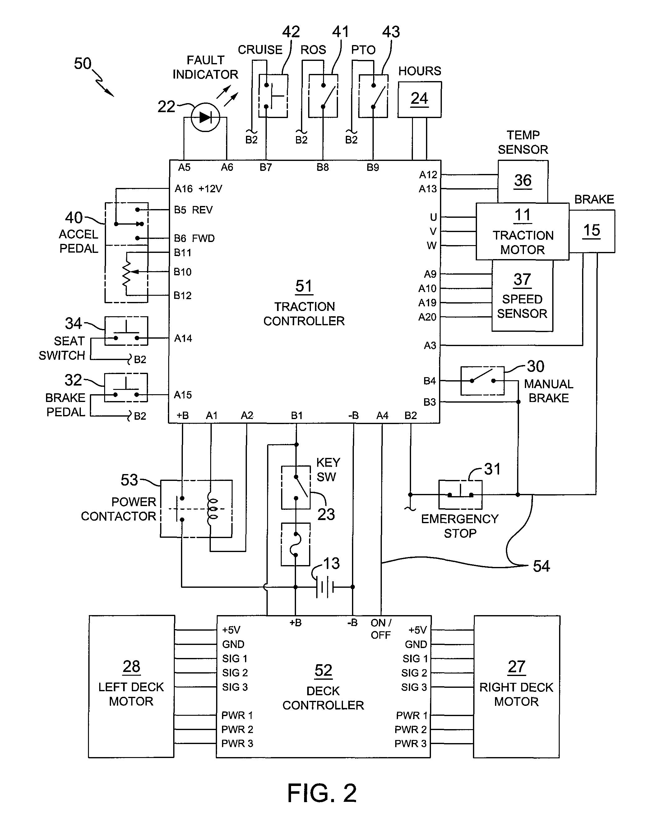 Toro workman wiring diagram on patent us8234026 electric drive vehicle control system google Bobcat Wiring Diagram toro workman hdx wiring diagram