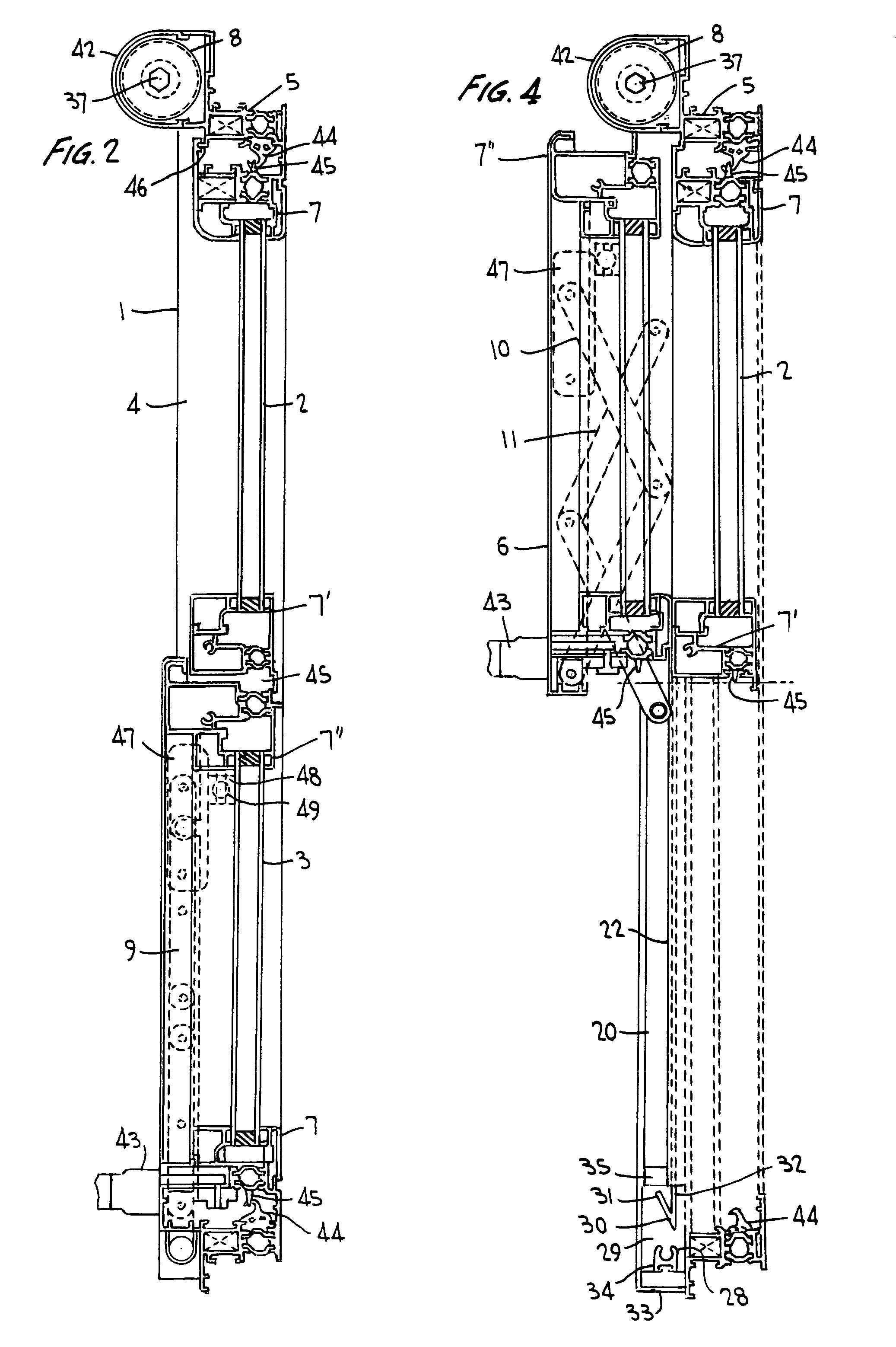 Patent Us8245445 Sash Window Google Patents