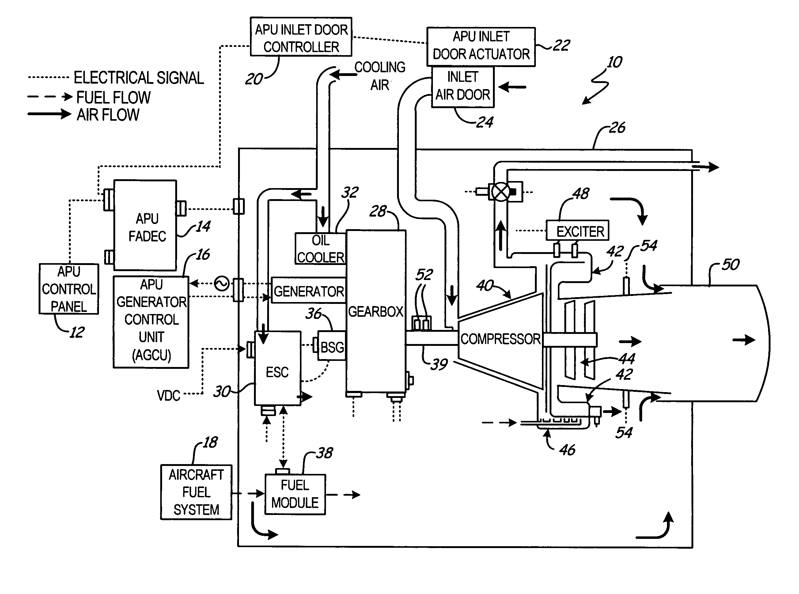 Patent US Gas turbine starting with stepping speed