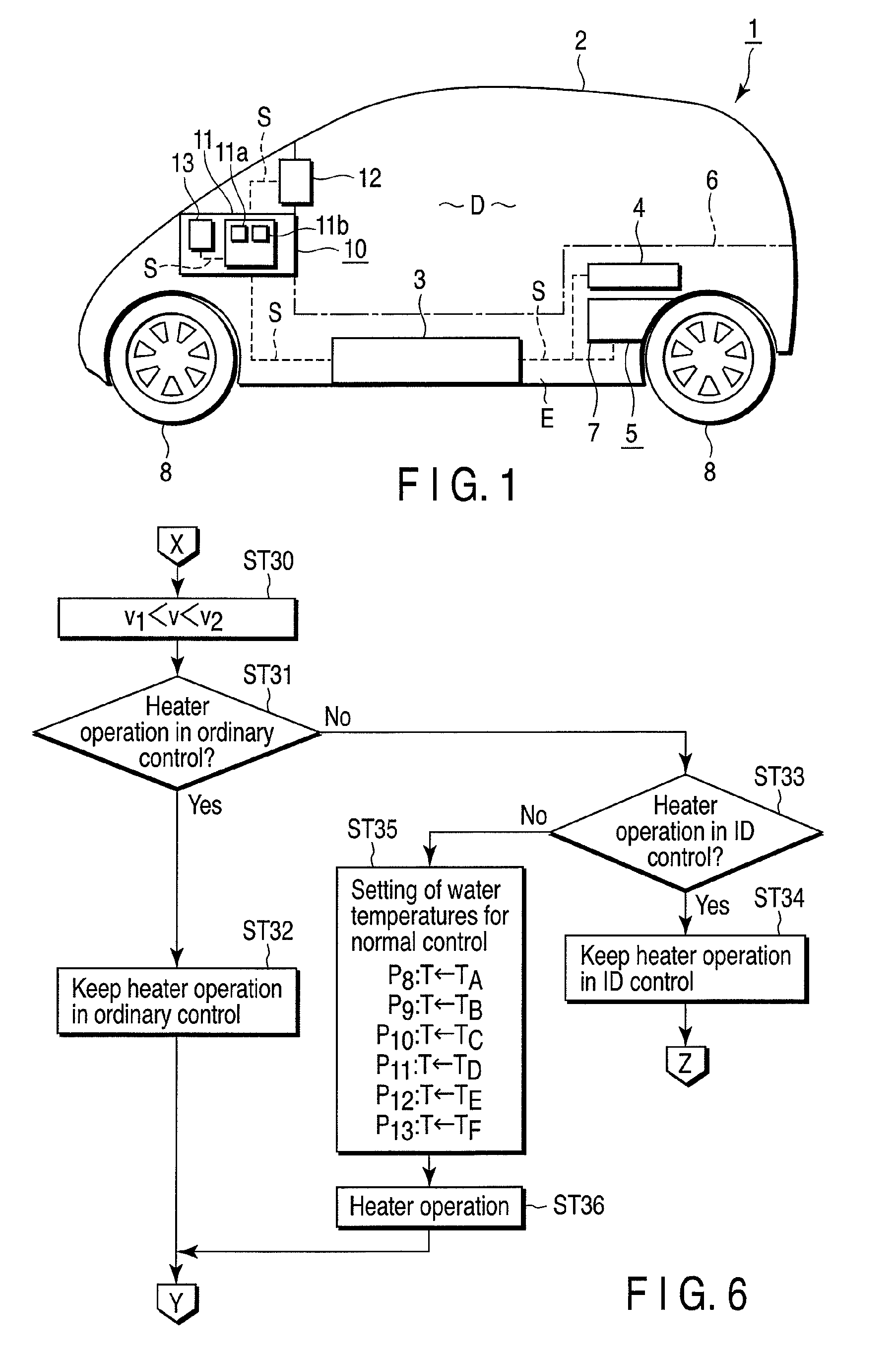 Patent US8245768 Air conditioning system for electric car and method  #2F2F2F