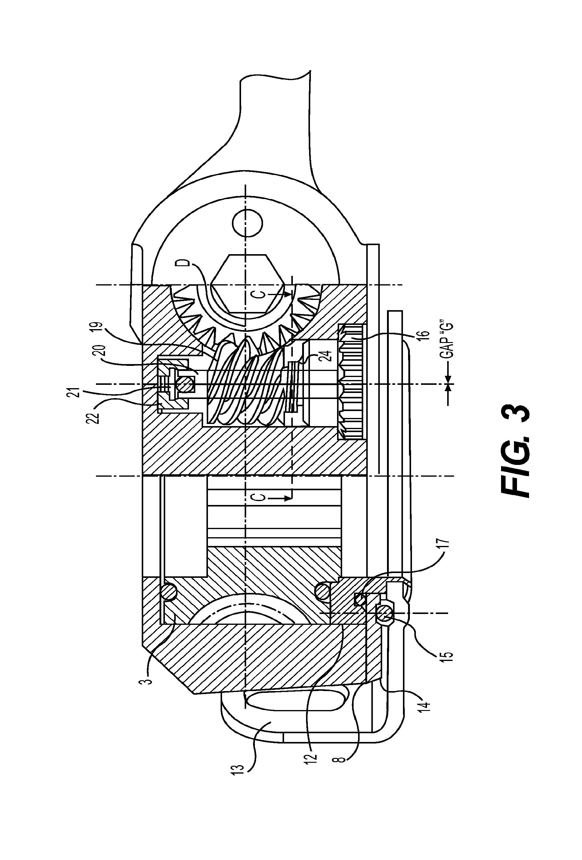 Brake Lining Draw : Patent us automatic brake adjuster for adjusting