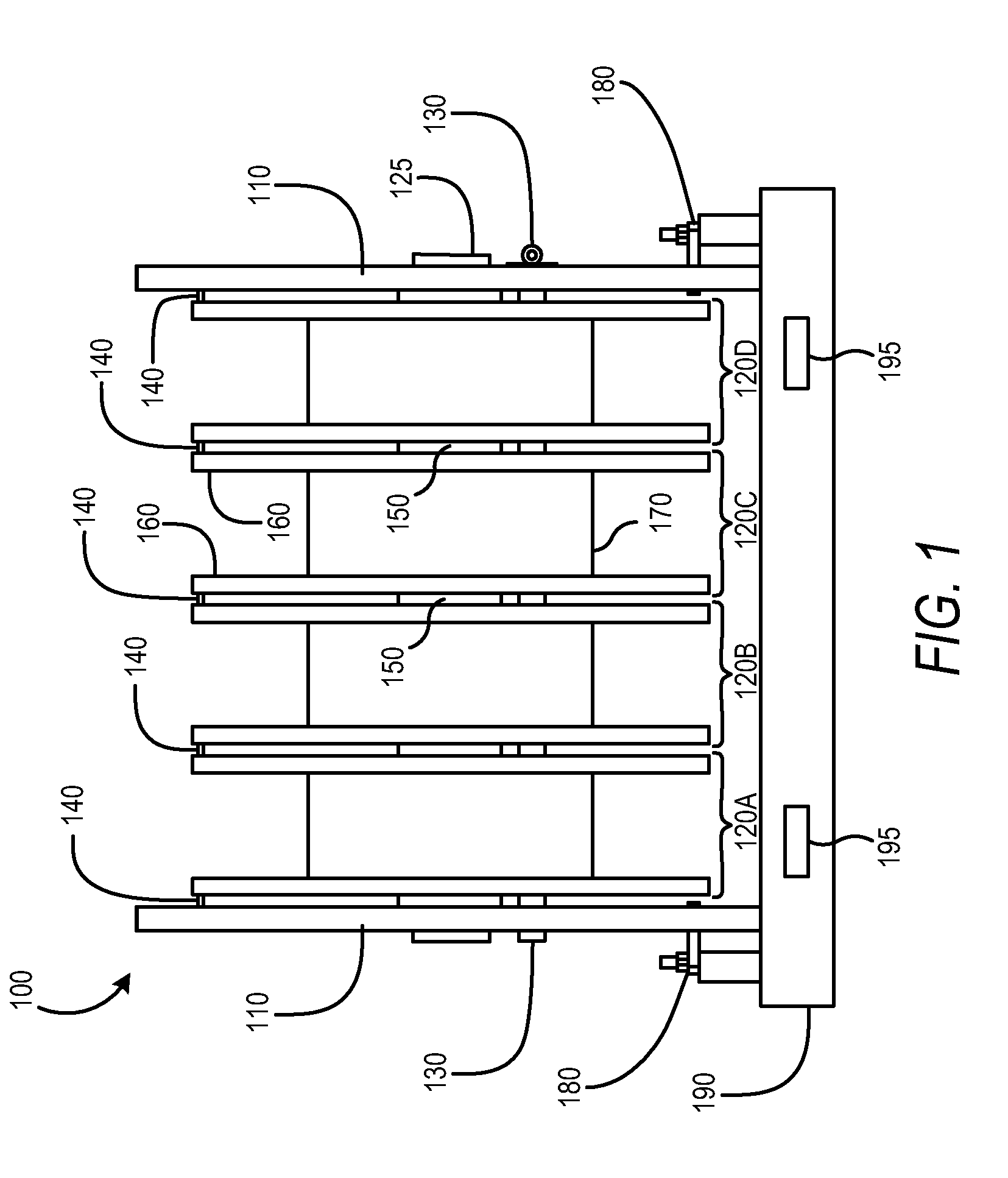 Patent US8245965 - Parallel conductor spool with multiple ...