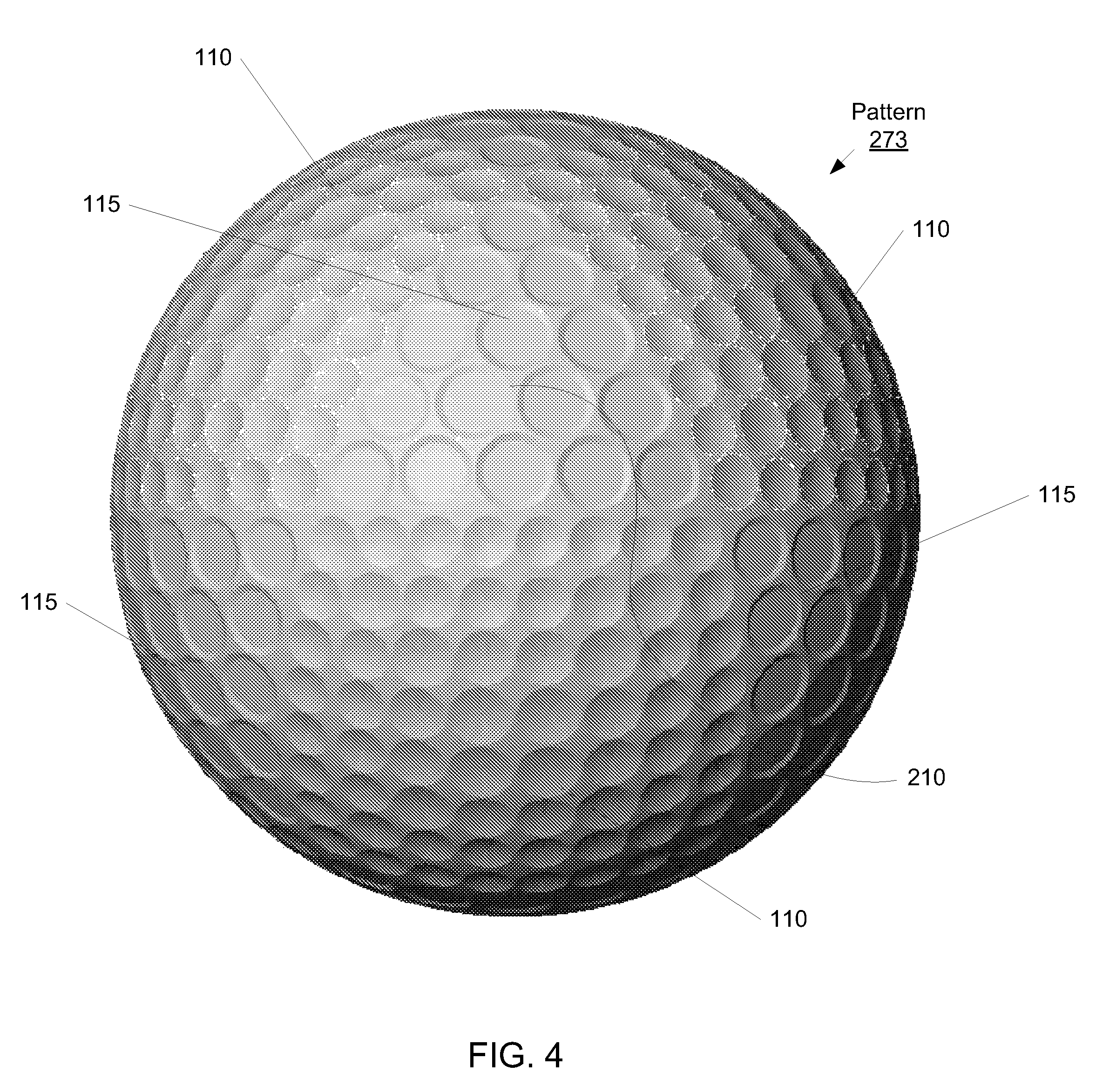 Patent US8246490 - Low lift golf ball - Google Patents Golf Ball On Tee Clipart