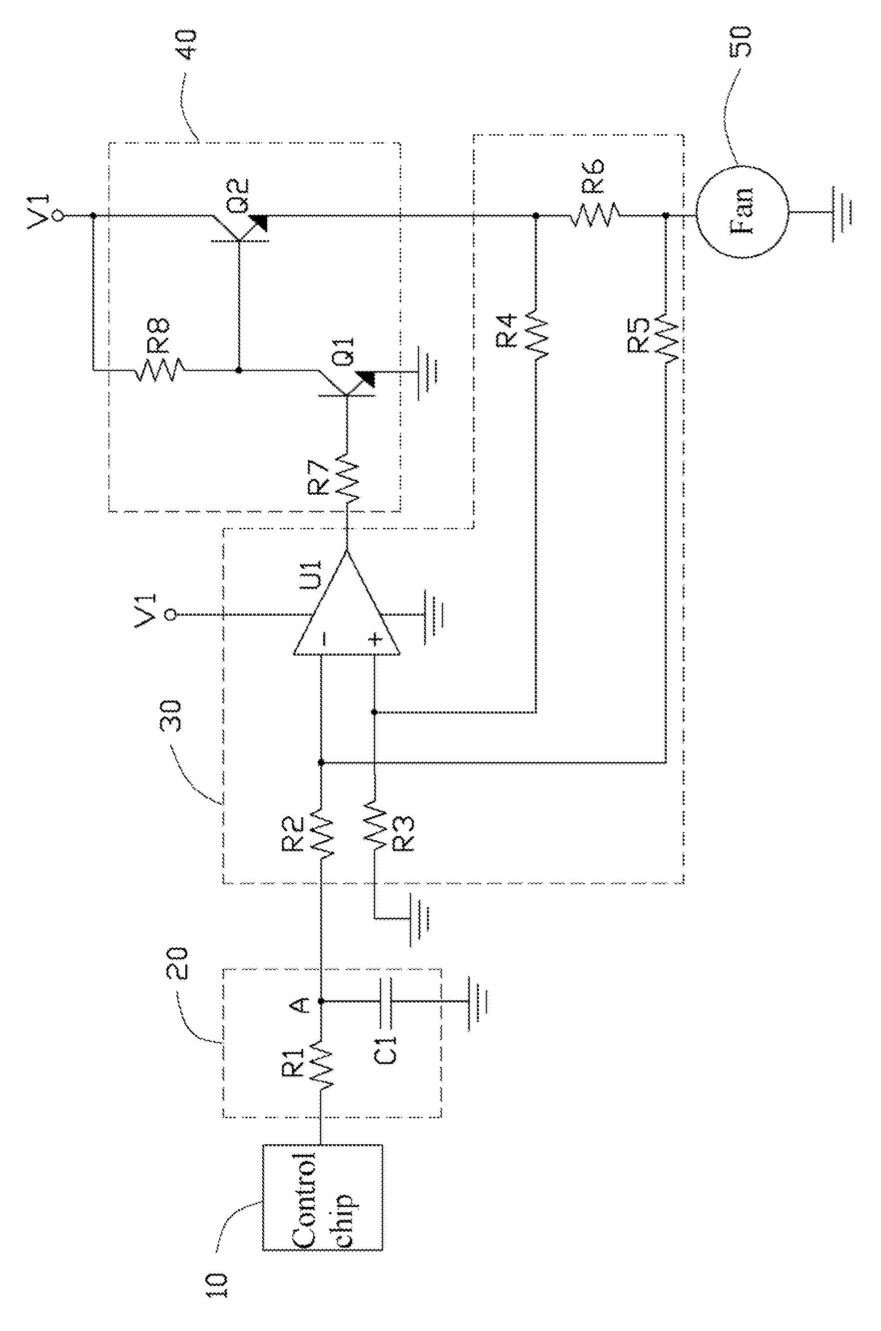 fan7602的外围电路图