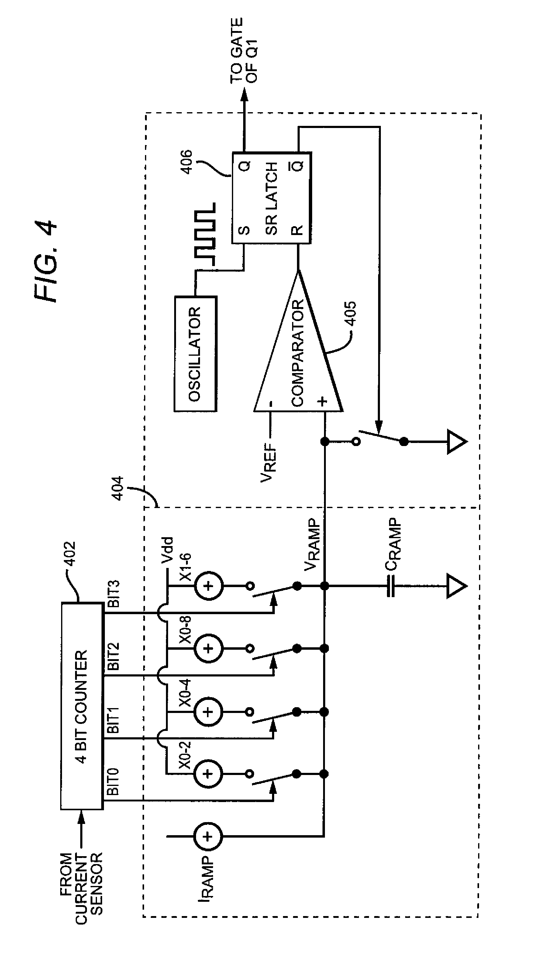 Adp1821 Step Down Dc To Converter Circuit Schematic Diagram Currentlimit For The Buck Regulator