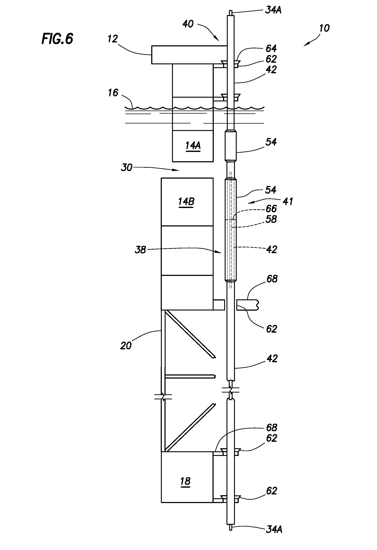 Patent Us8251005 Spar Structures Google Patents