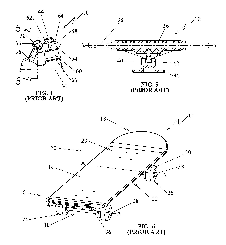 Obscure Patent: Skateboard deck - IPWatchdog.com | Patents ...