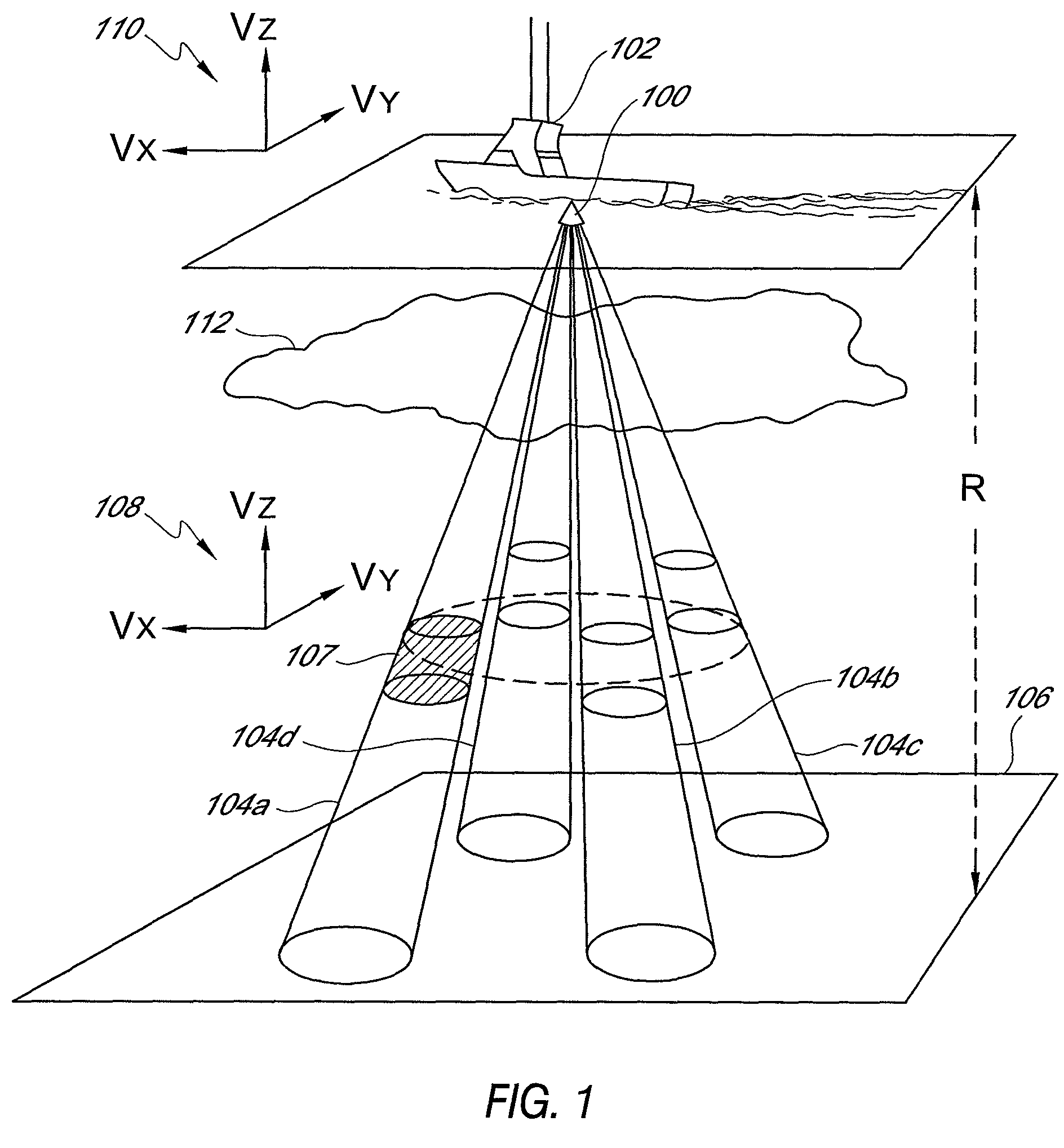 patent us8254208 - multi-state beamforming array