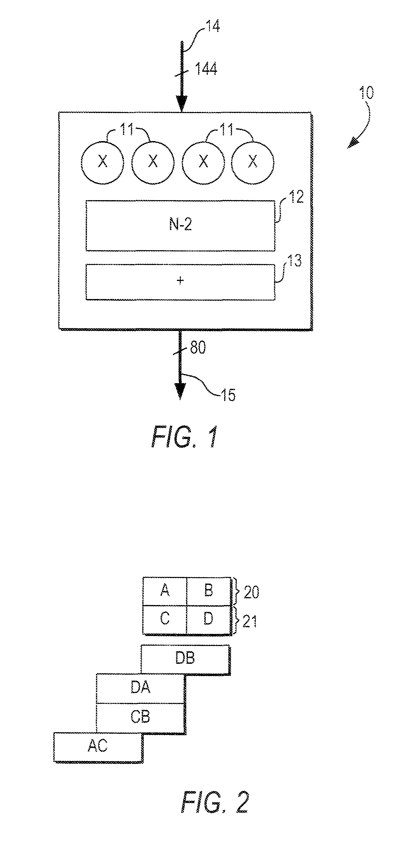 patent us8255448 - implementing division in a programmable integrated circuit device