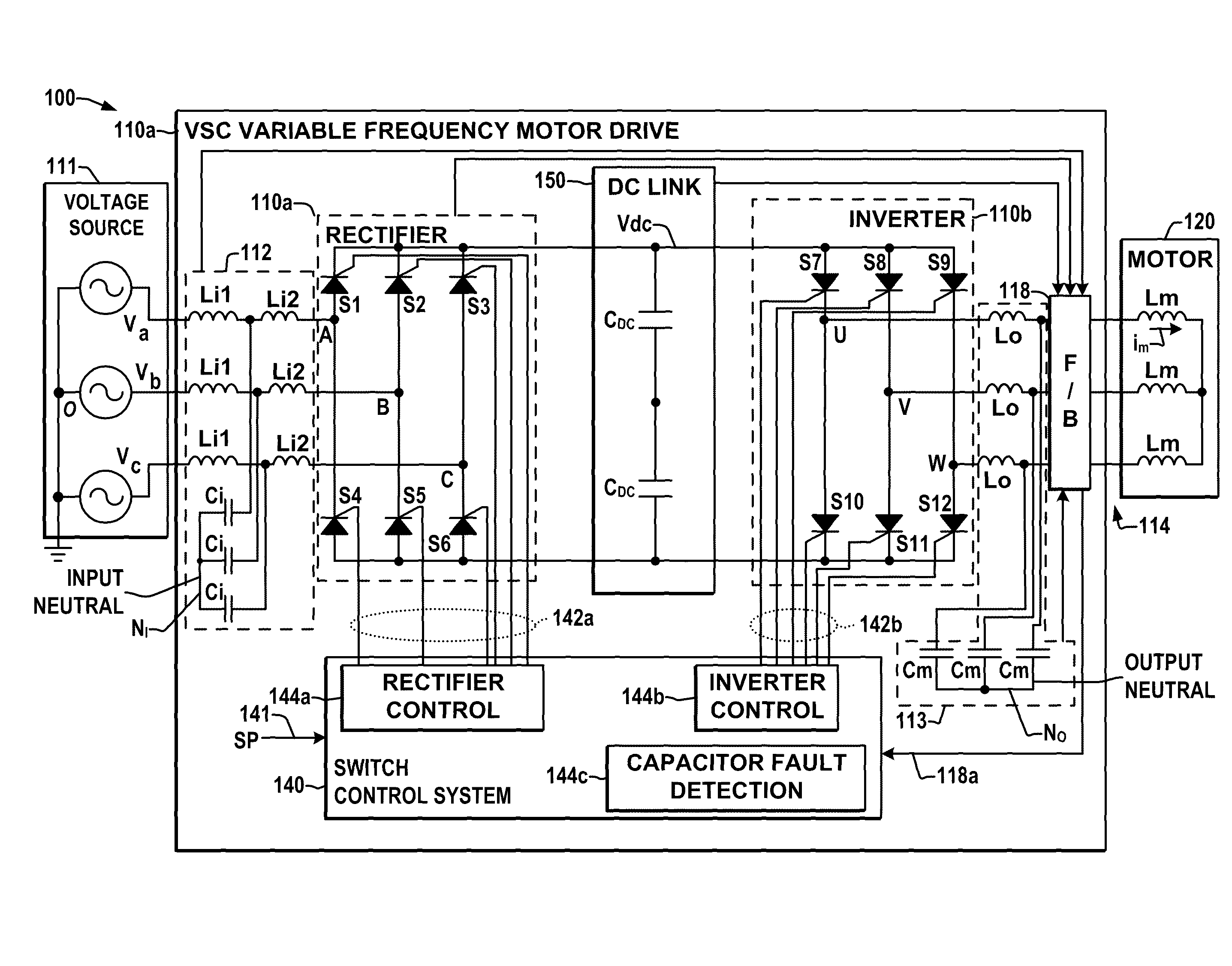 Vfd filter diagram 18 wiring diagram images wiring for Variable frequency drive motor