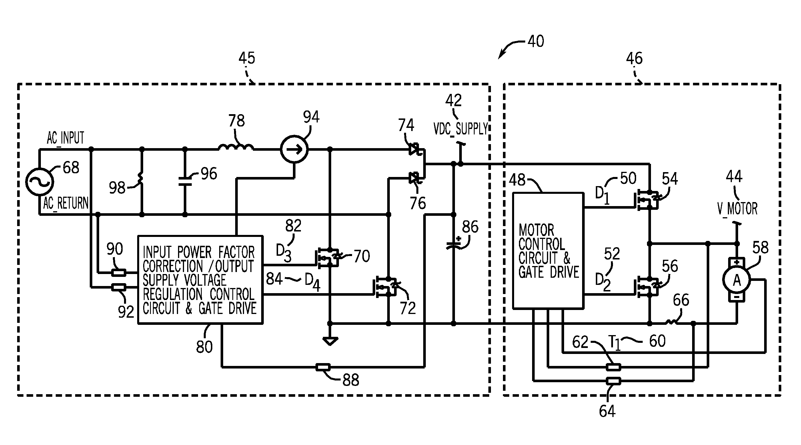 US08264188 20120911 D00000 patent us8264188 voltage regulated dc supply circuit for a wire Welder Circuit Diagram at n-0.co