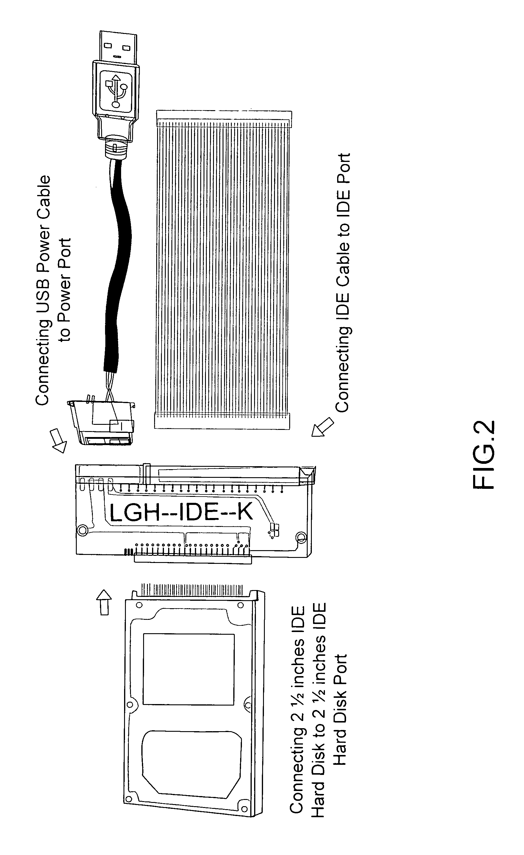 Patent Us8266359 Method Of Connecting Mass Storage Device Google Ide To Usb Wiring Schematics Drawing