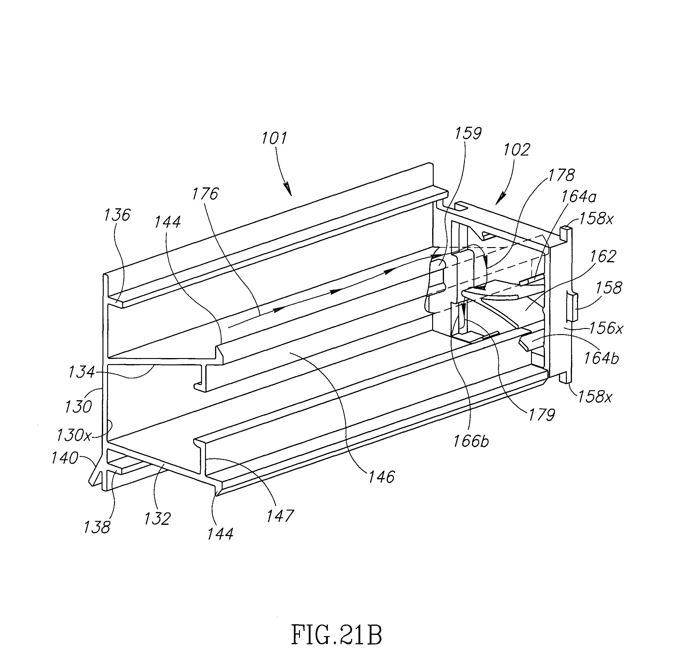 Aluminium Windows Parts : Aluminum window parts