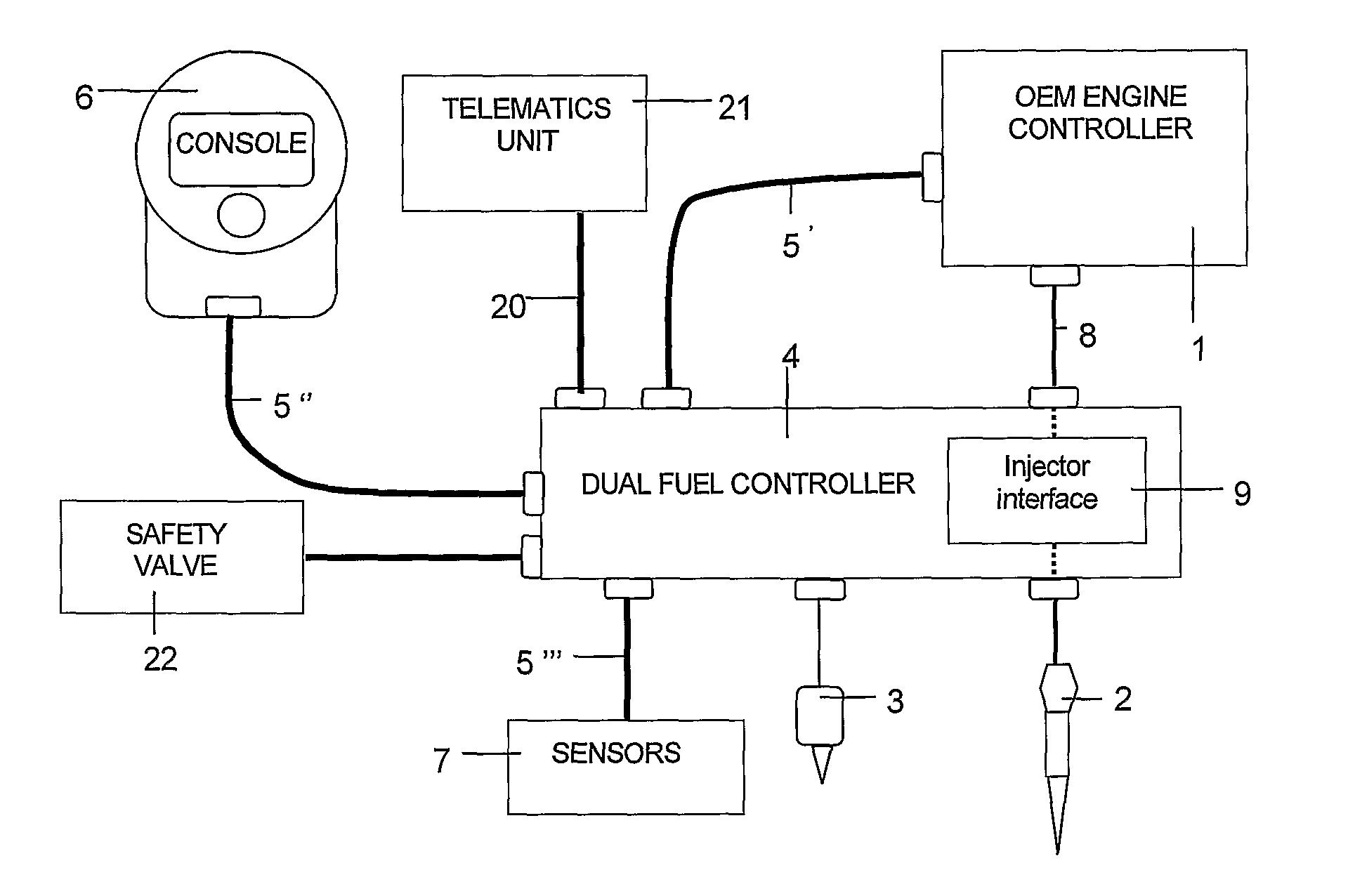 Patent US8267064 Engine fuel supply system Google Patents – Lpg Engine Diagram