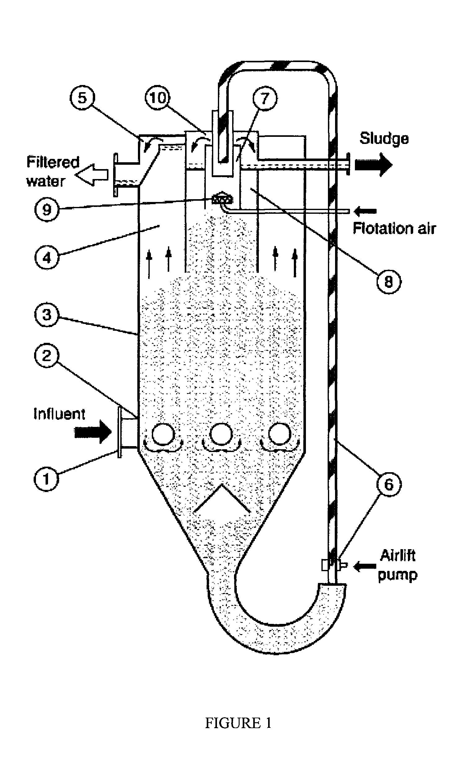 patent us8268271 - catalytic moving bed filter