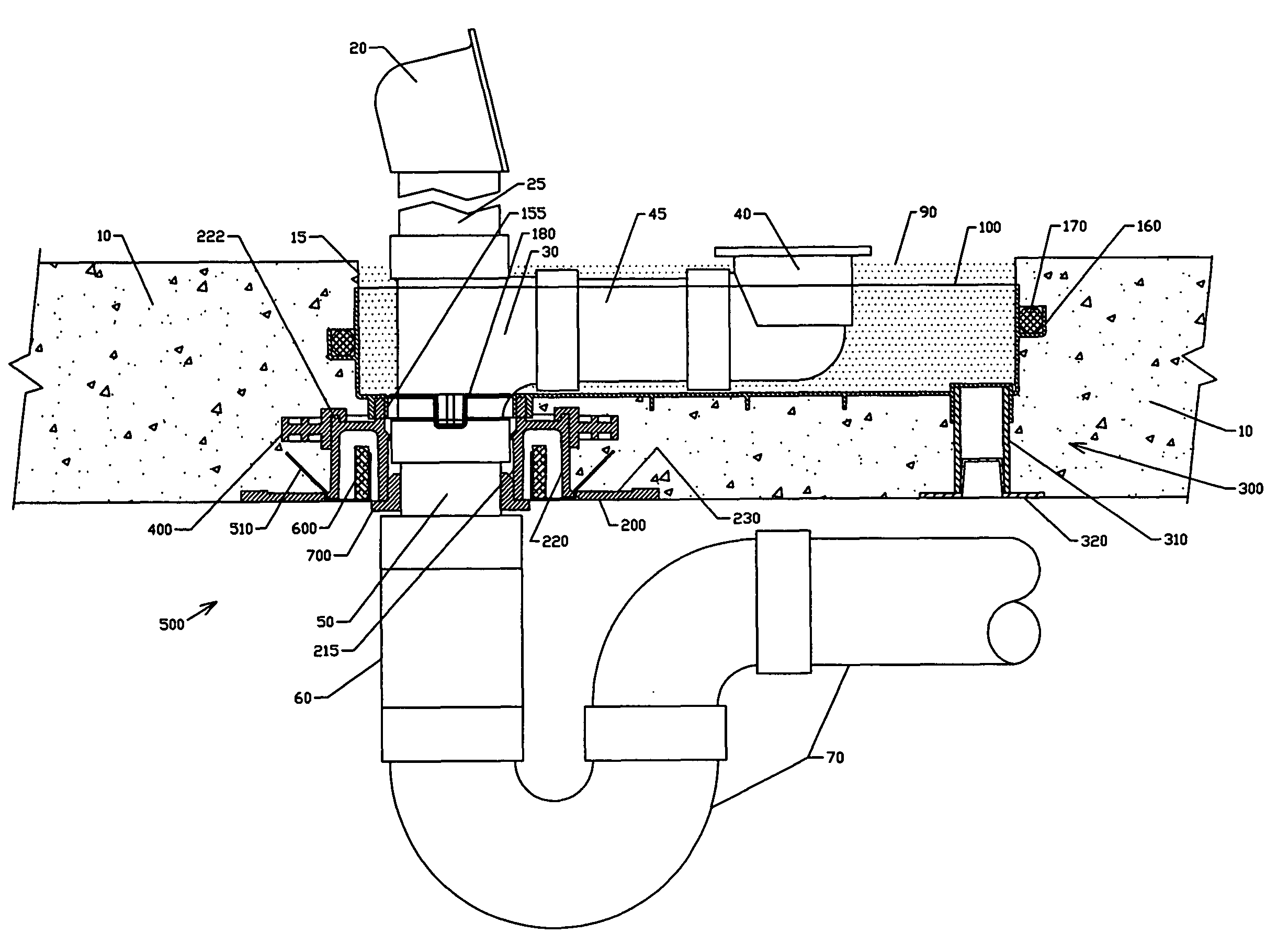 Patent Us8272082 Tub Box Apparatus Systems And