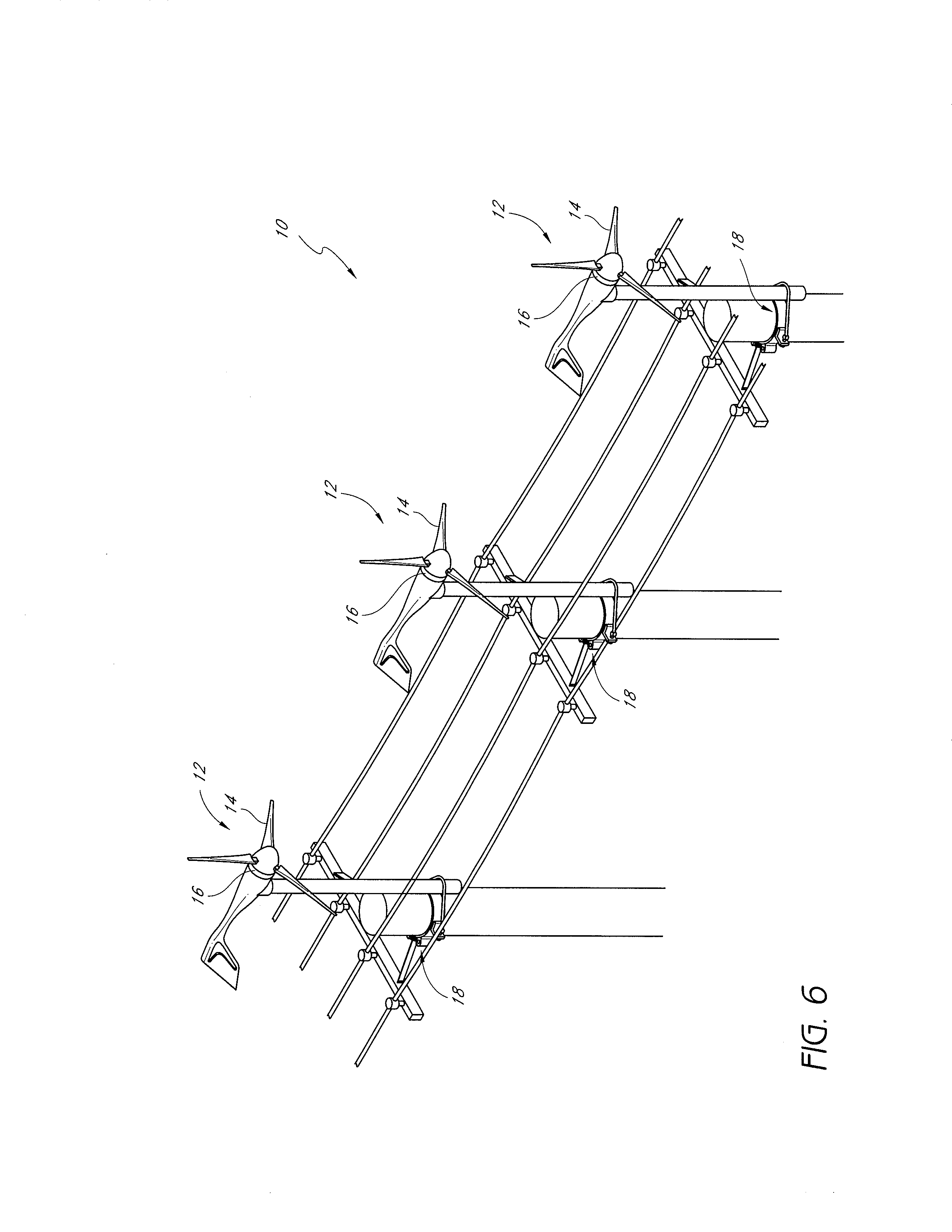 patent us8275489 - systems and methods for deployment of wind turbines