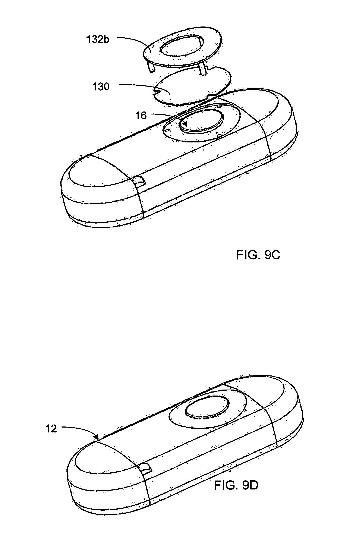 patent us8277713 - implantable analyte sensor