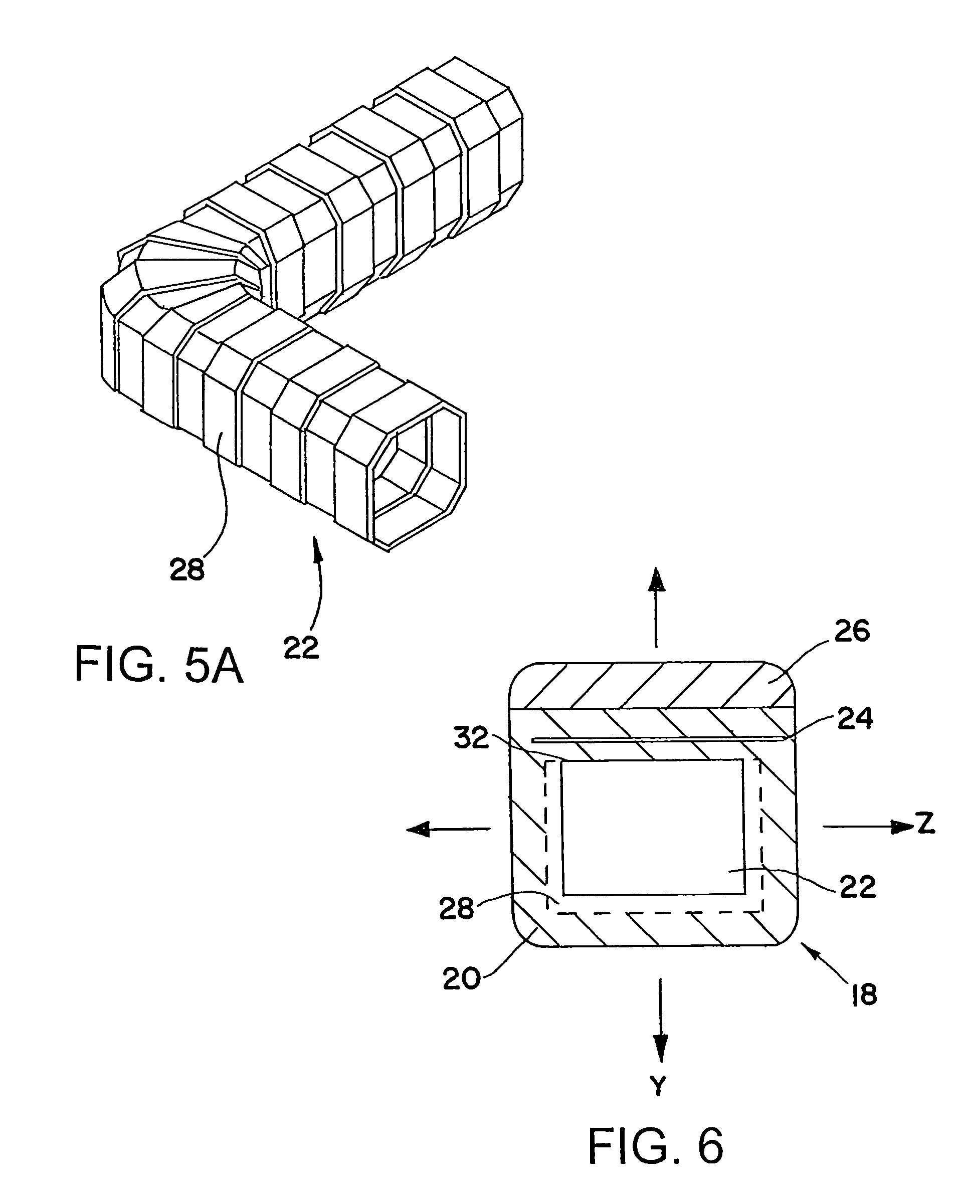 Patent us8281527 ribbed tube continuous flexible spacer for Agc flat glass north america