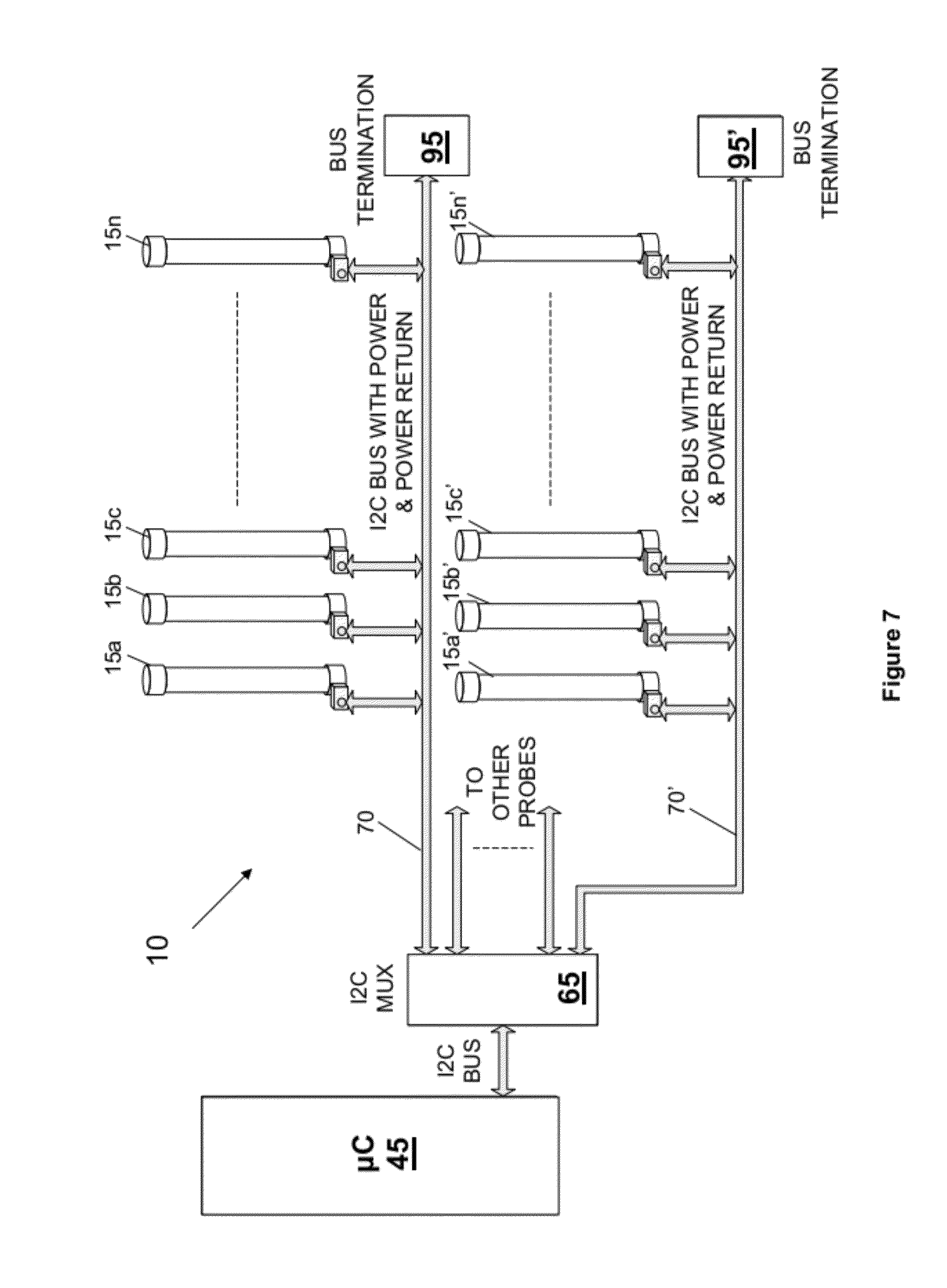 US08281655 20121009 D00007 patent us8281655 fuel gauging system utilizing a digital fuel pricol temperature gauge wiring diagram at n-0.co