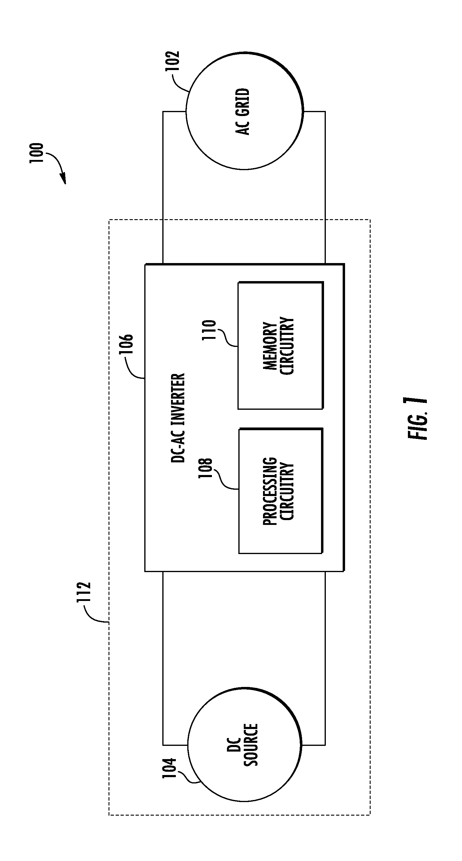 Patent US8284574 Method and apparatus for controlling an