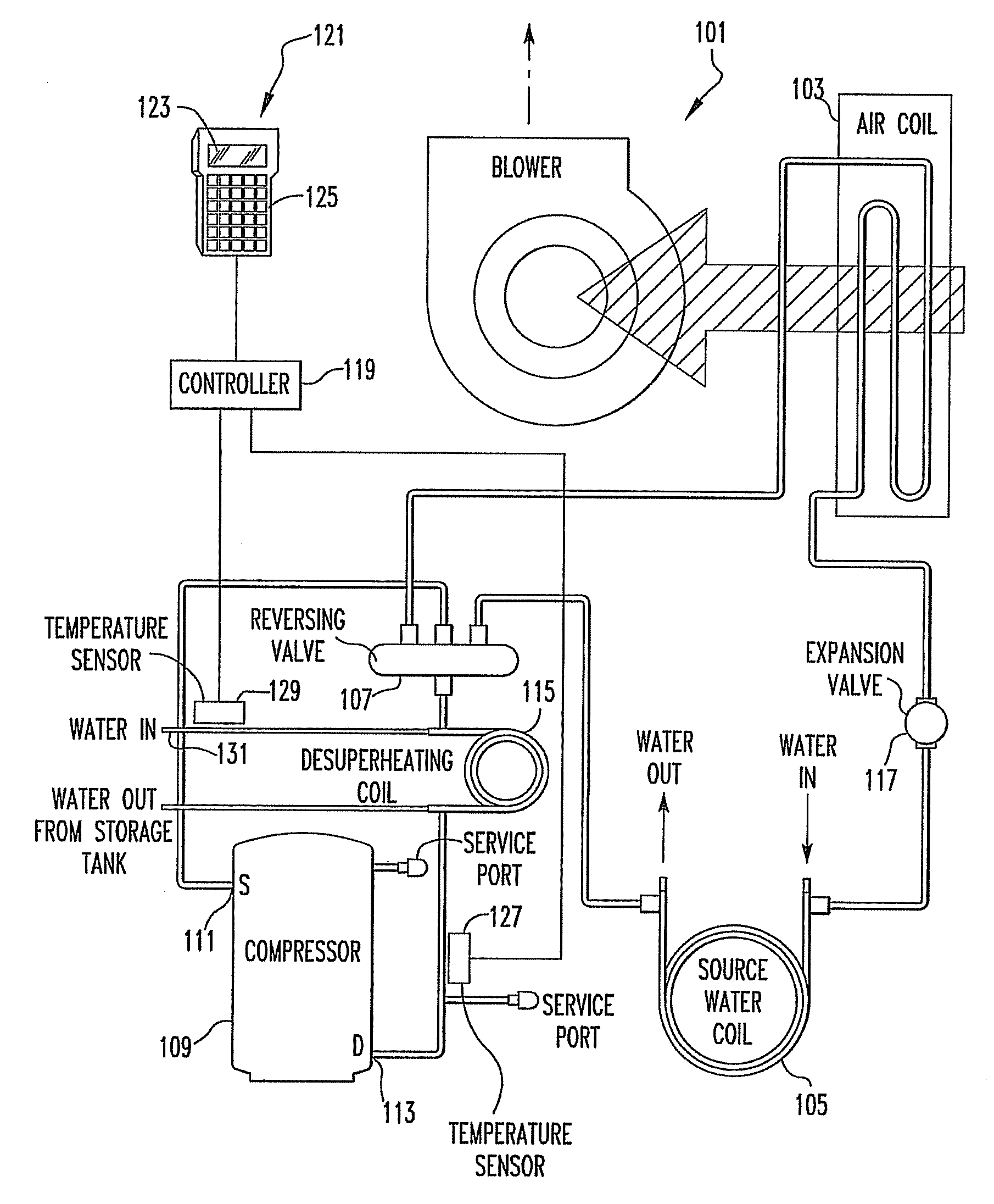 desuperheater wiring diagram   28 wiring diagram images