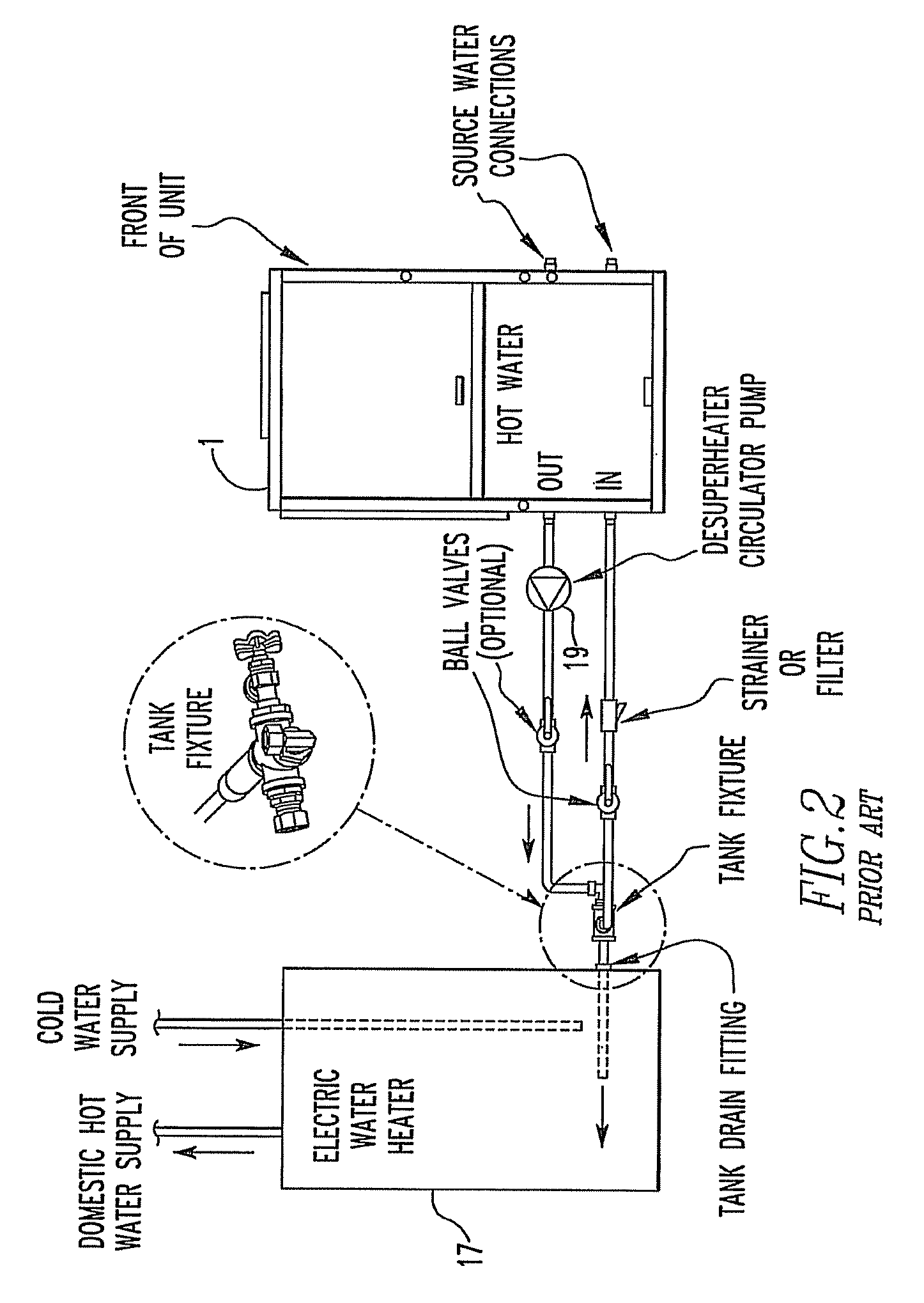 US08286438 20121016 D00002 patent us8286438 system and method for controlling a How a Desuperheater Works at eliteediting.co