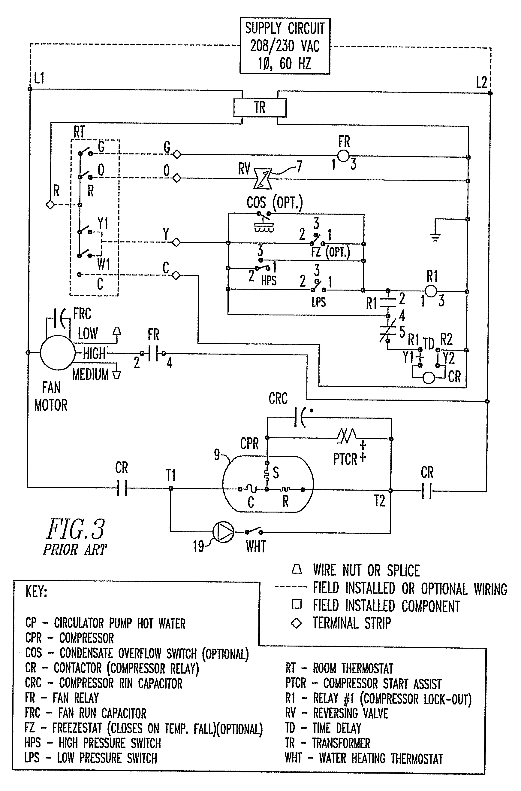 US08286438 20121016 D00003 patent us8286438 system and method for controlling a How a Desuperheater Works at eliteediting.co
