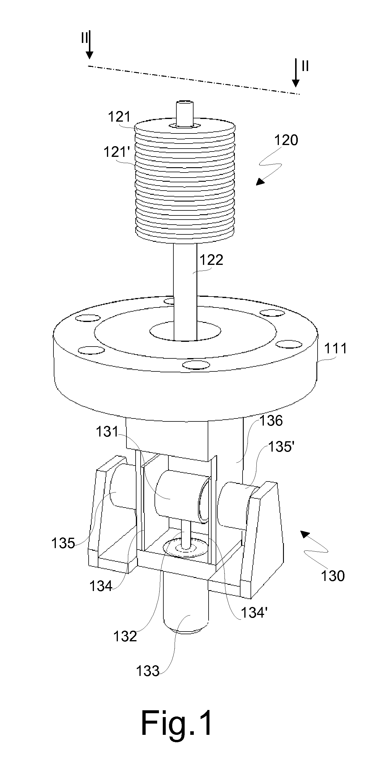 patent us8287247