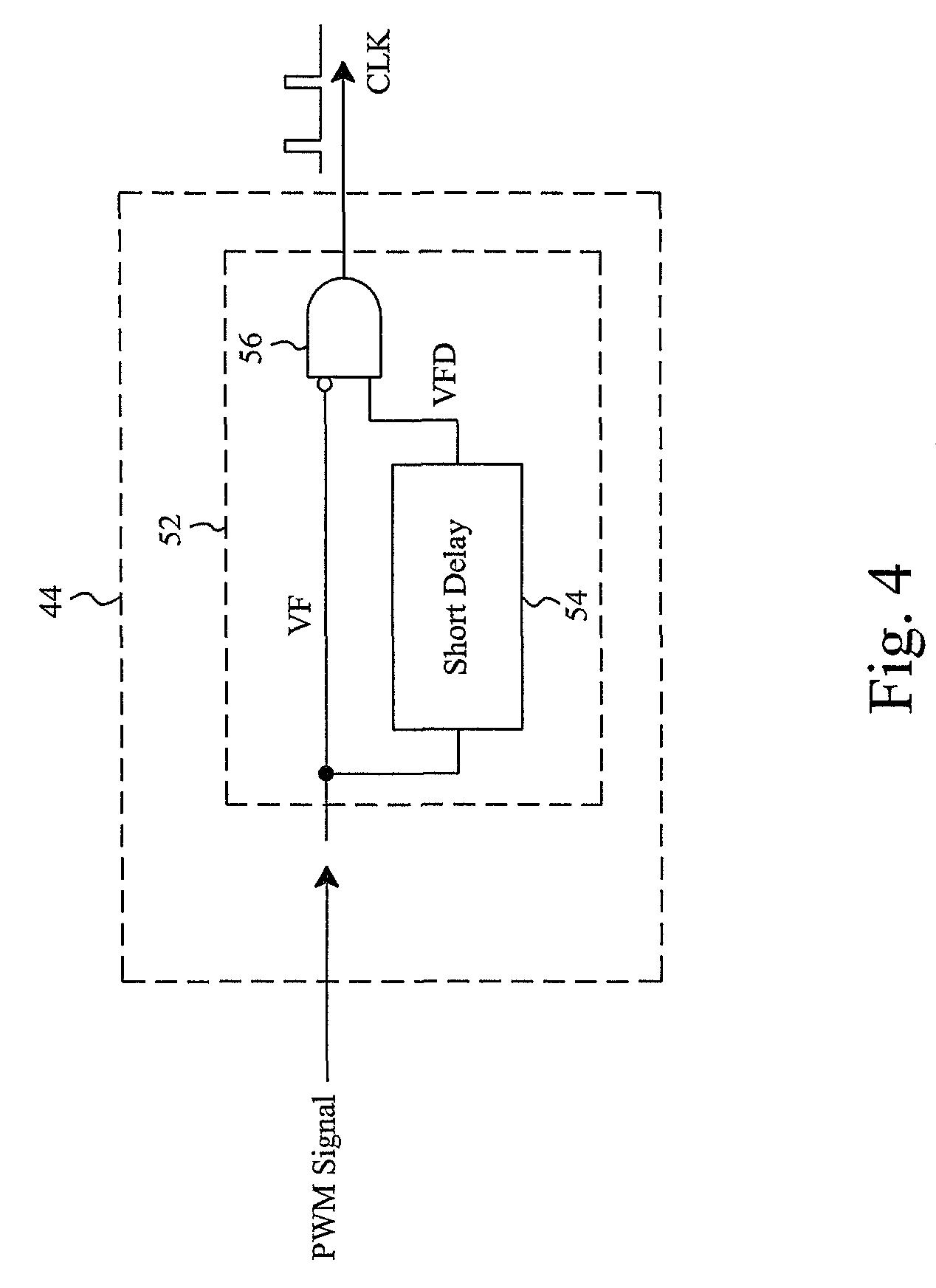 Patent Us8288967 Led Control Circuit And Method Google Patents Discrete Pwm Generator Drawing