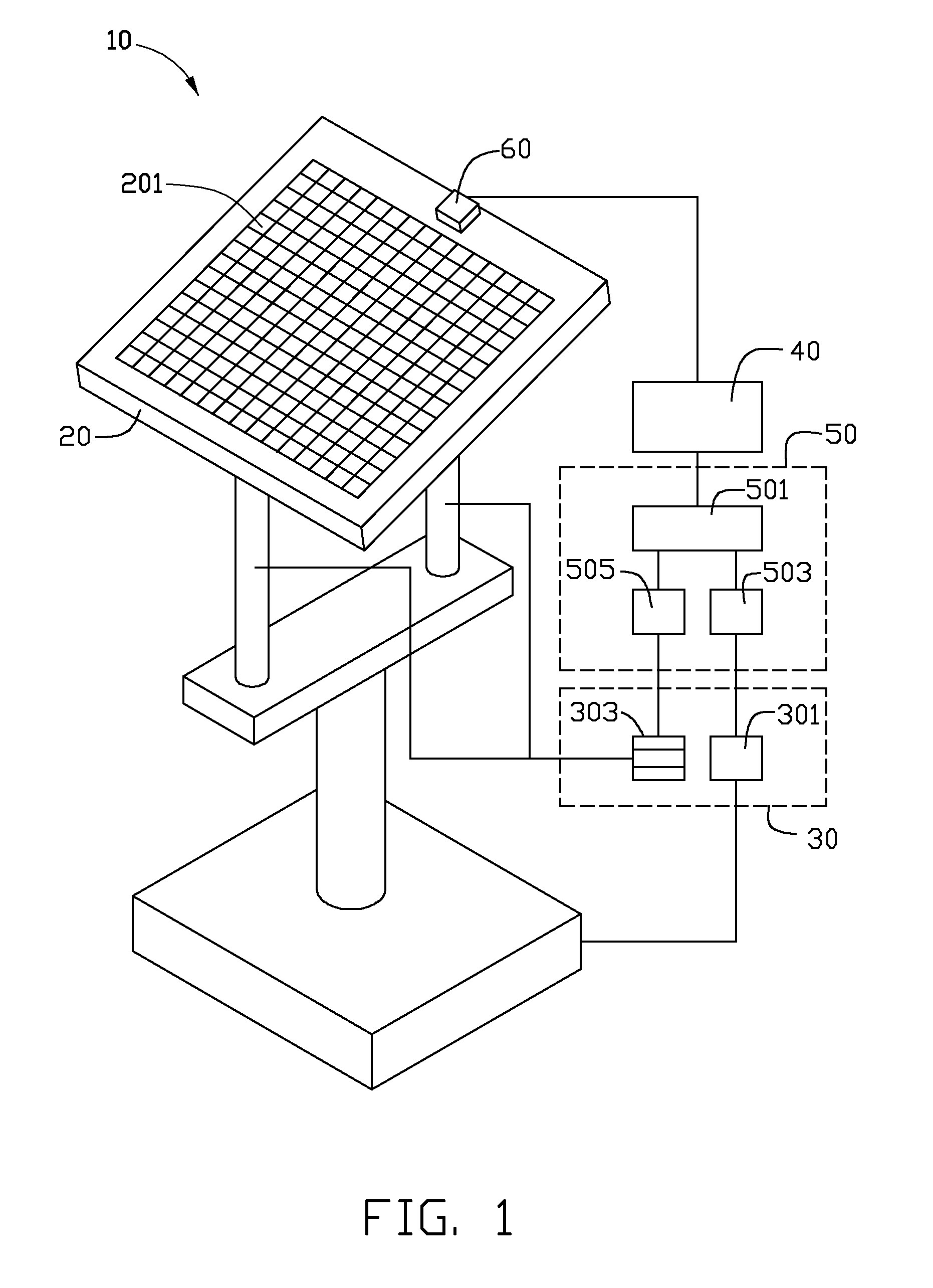 patent us8290207 - solar power device