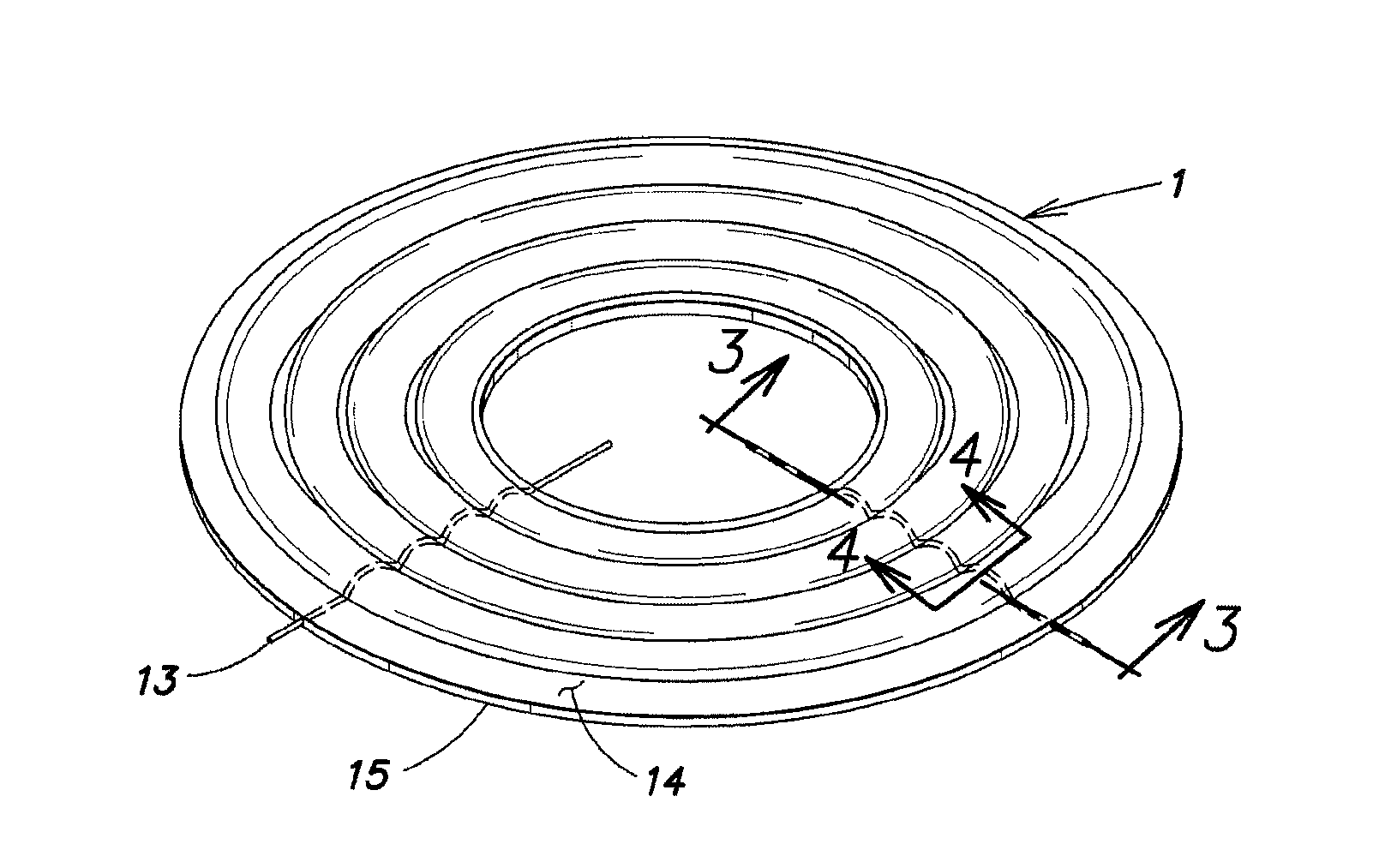 patent us8295538 loudspeaker spider google patents
