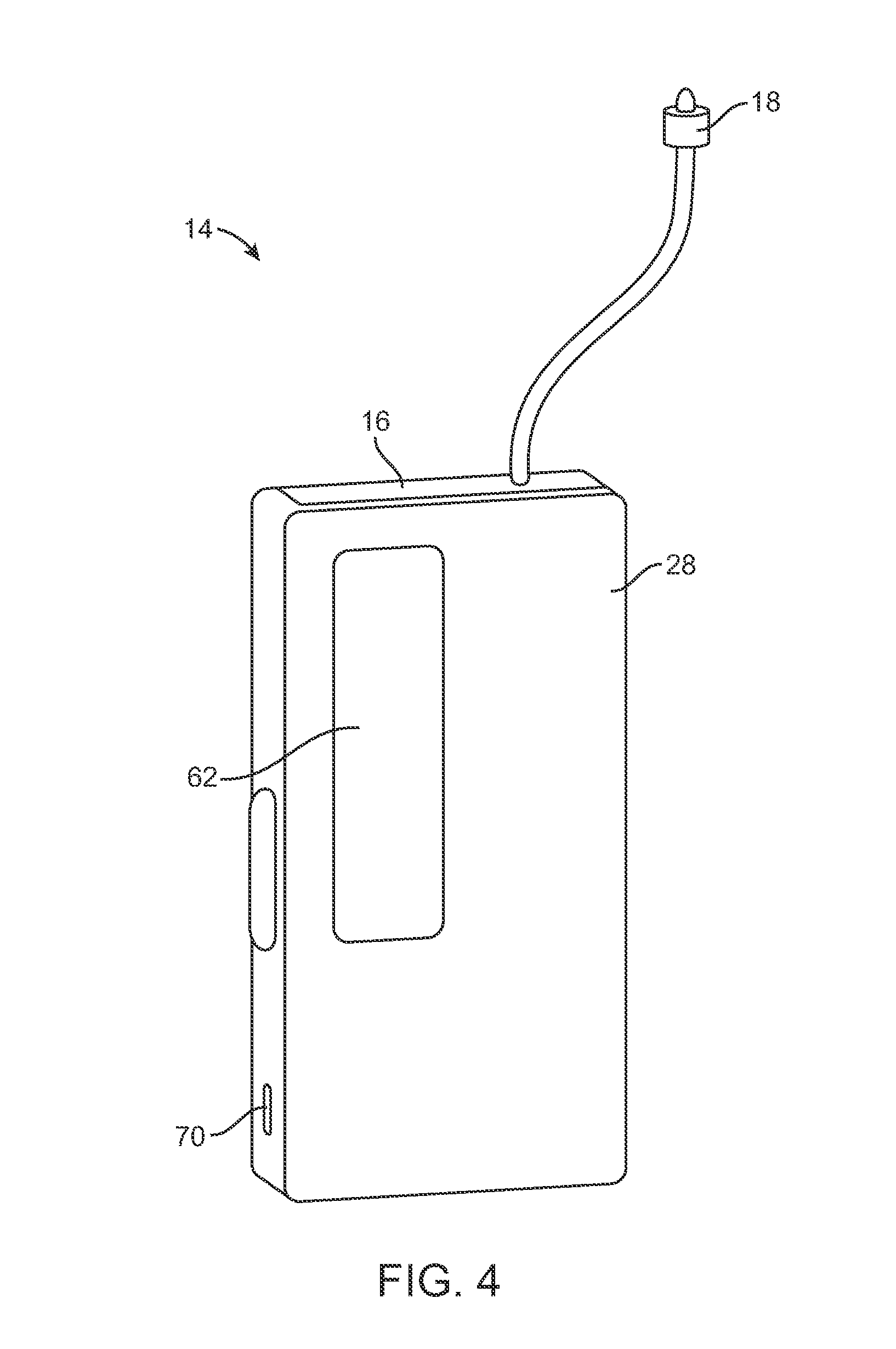 Patent US8298184 Infusion pump system with disposable cartridge – Ing Wire Receptacle In Ries Diagrams