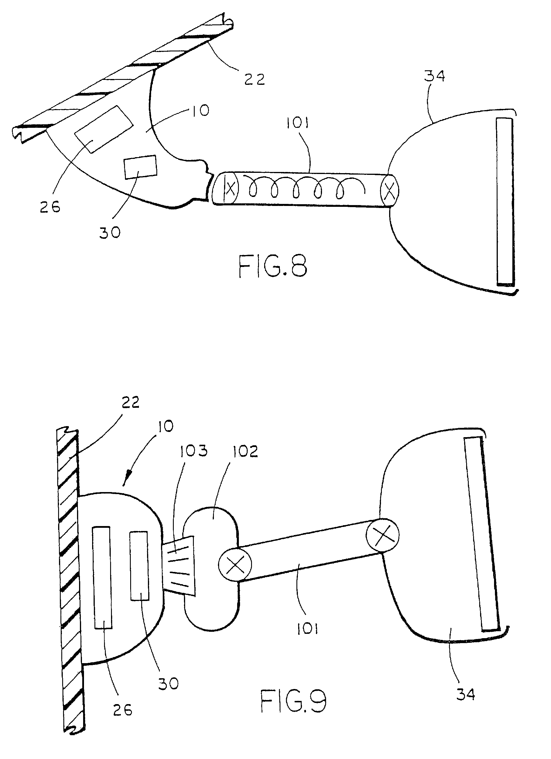 patent us8309907 accessory system suitable for use in a Simple Wiring Diagrams Wiring Diagram Symbols