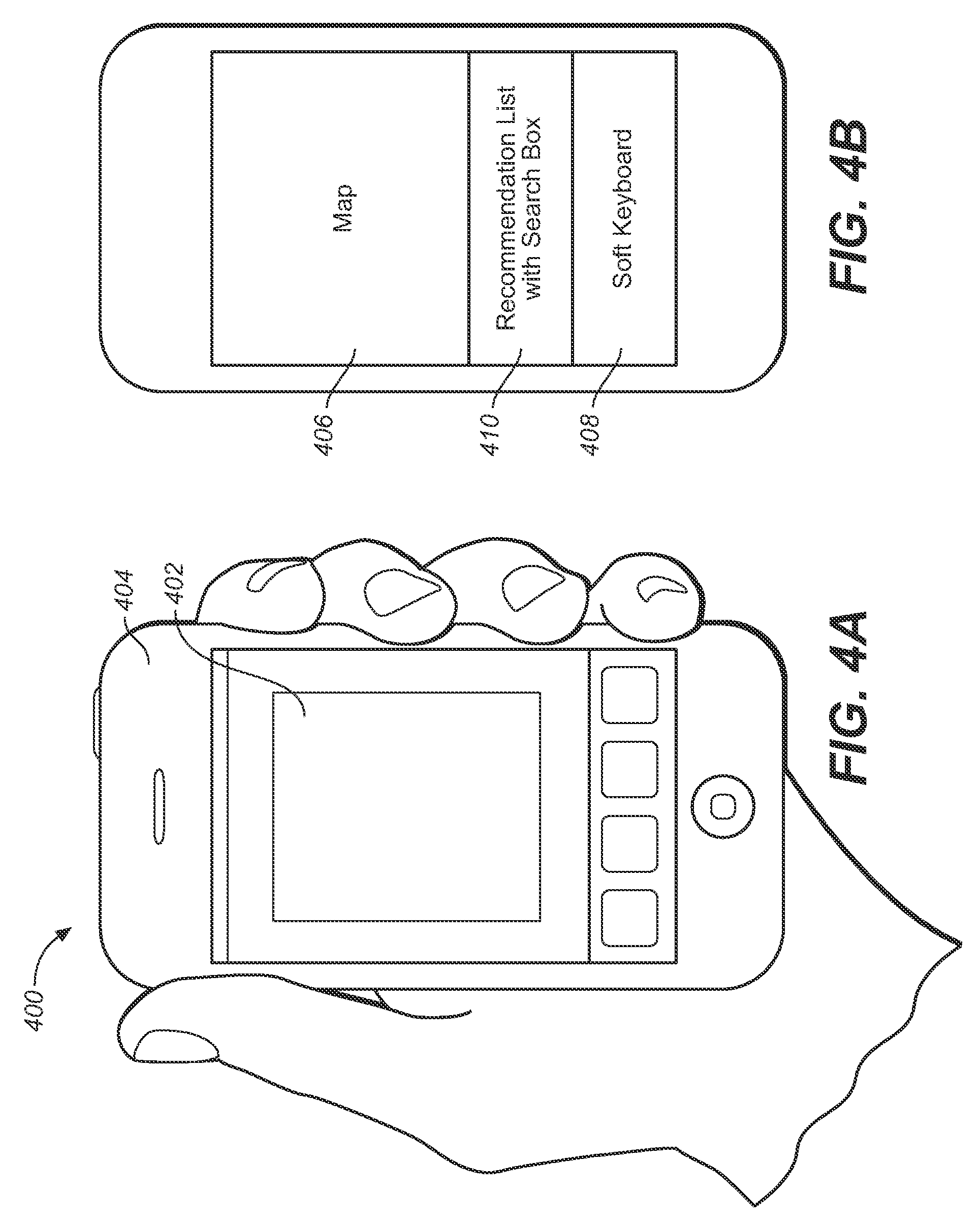 Patent US Local Map Chat Google Patents - Map us keyboard